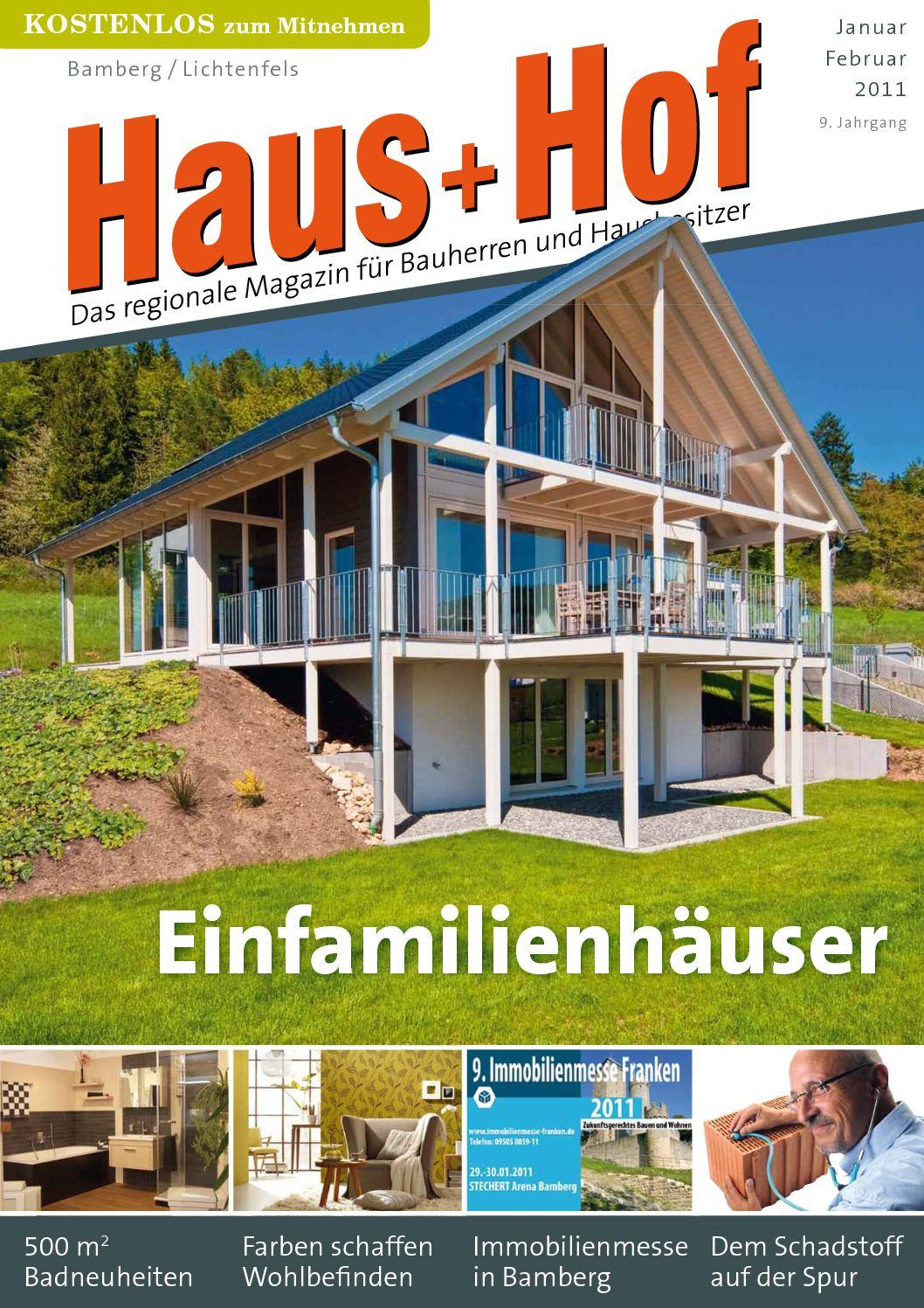 Calaméo - Haus + Hof - das regionale Baumagazin in Bamberg ...