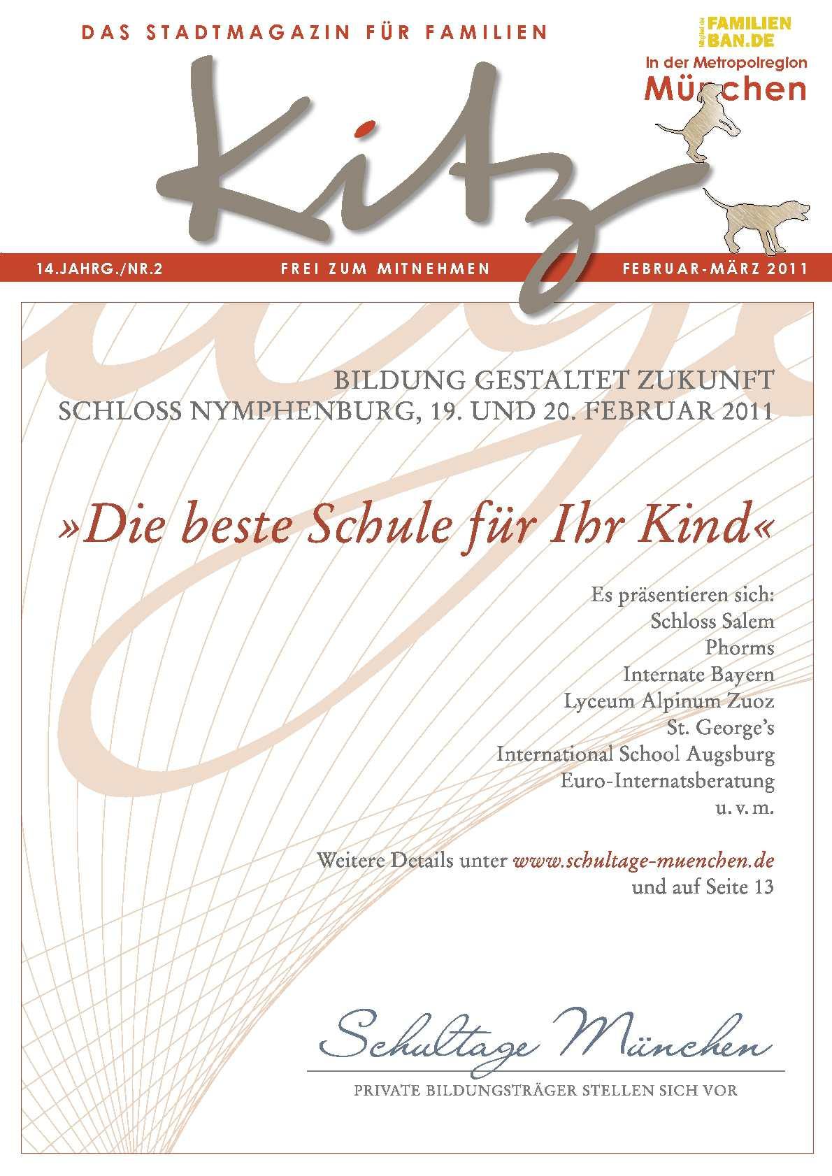 Calaméo - Kitz-Magazin Februar-März 2011