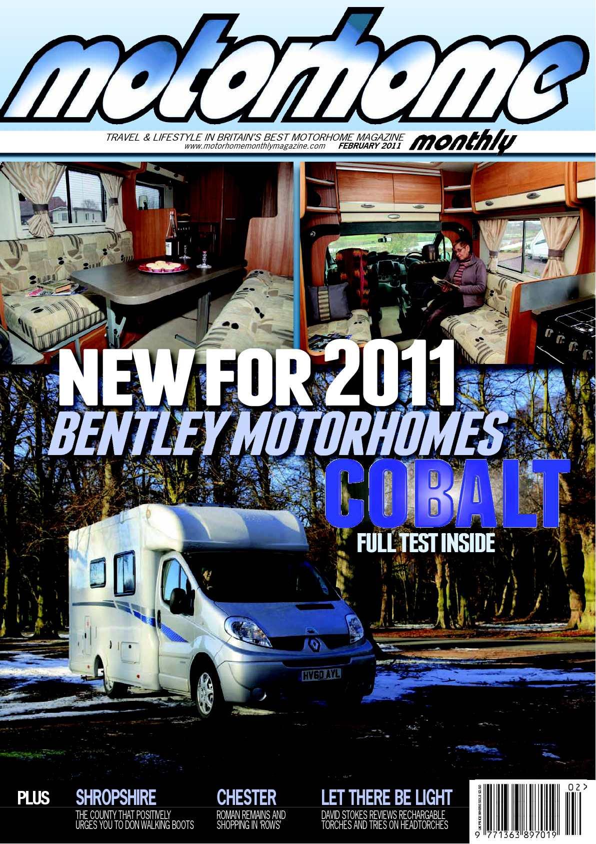 Calaméo February 2011 Motorhome Monthly Magazine
