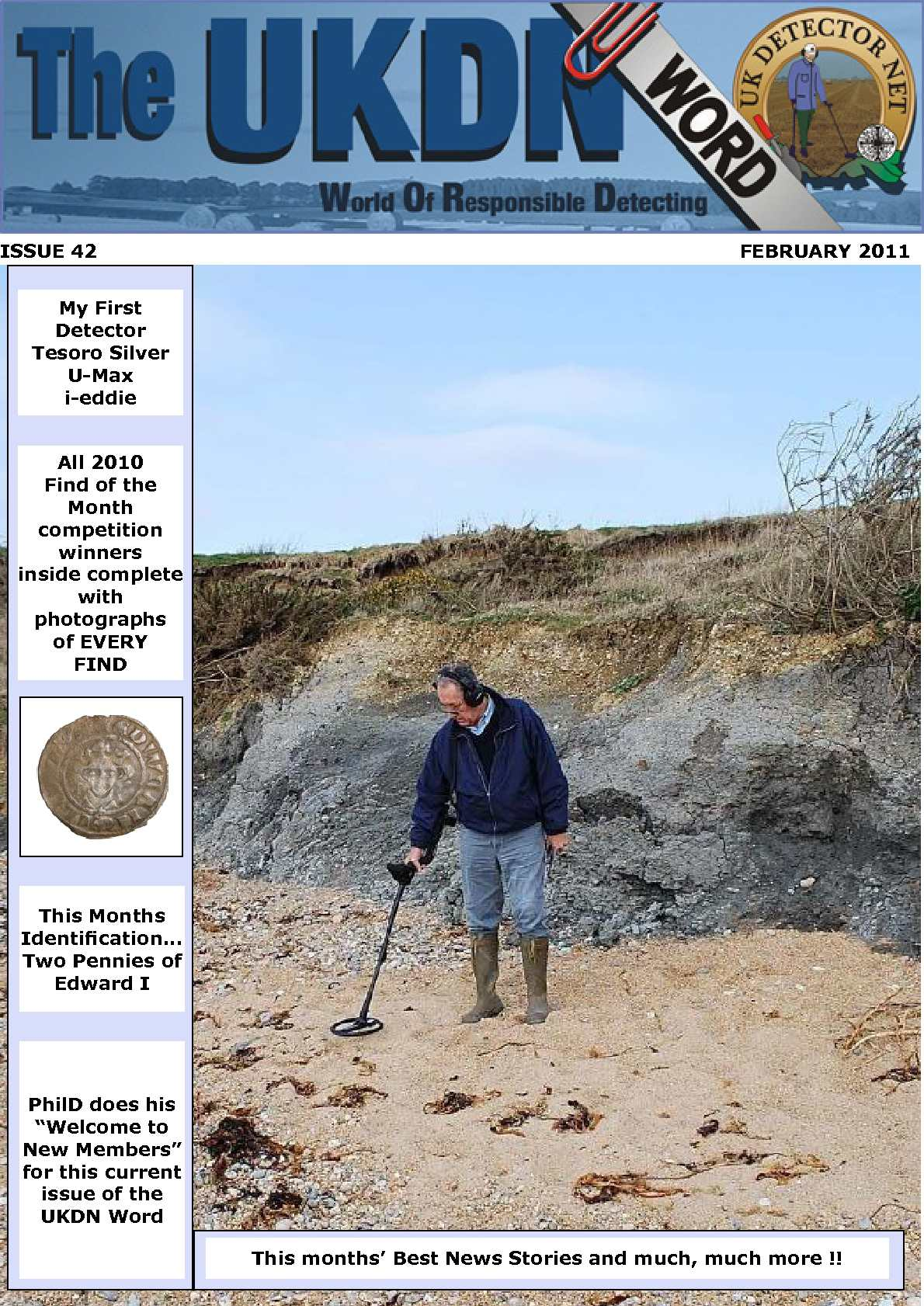 UKDN Word Issue 42 February 2011