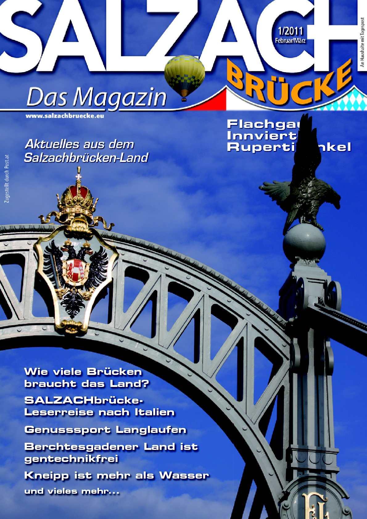 Calaméo - SALZACHbrücke 1/2011
