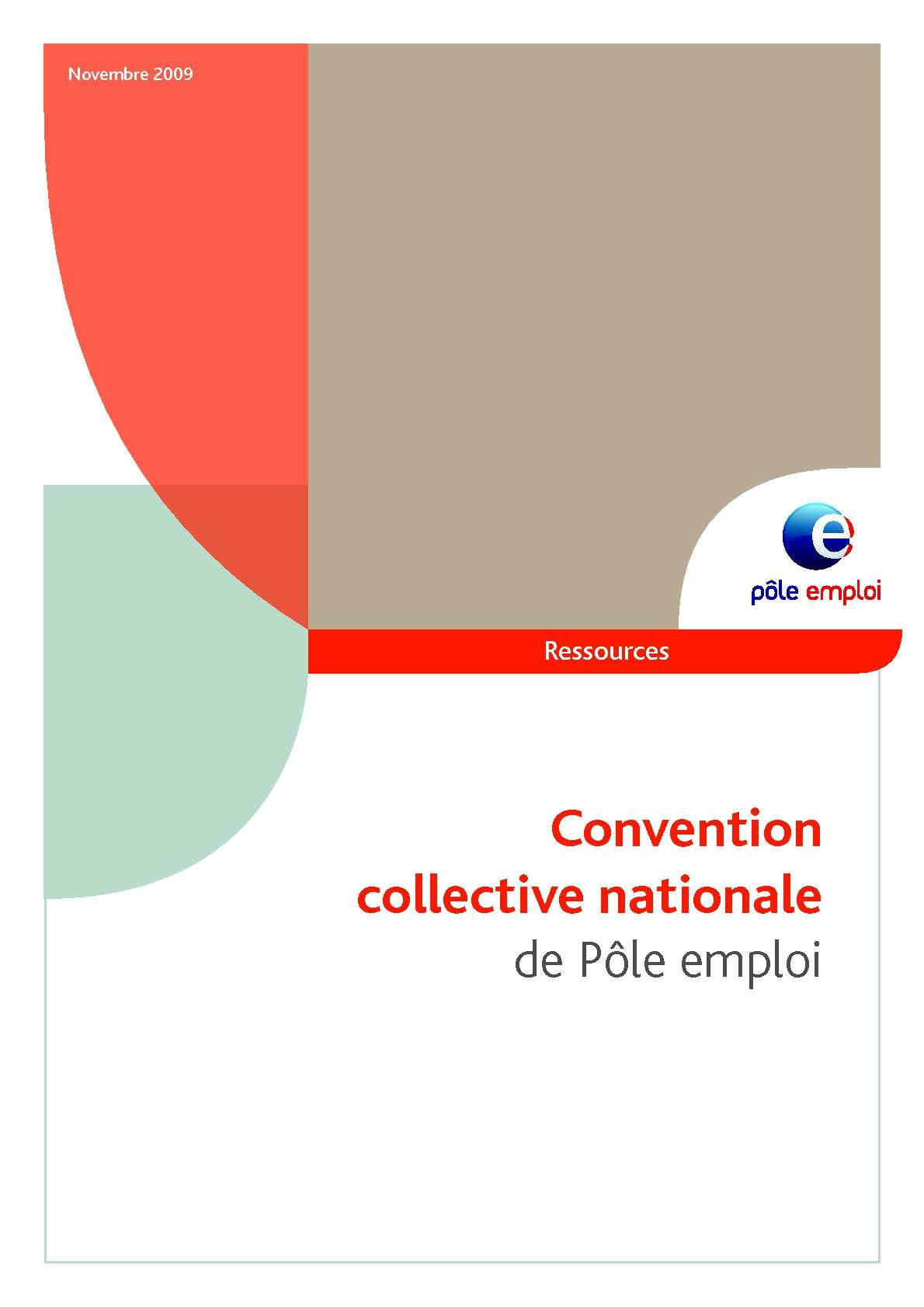 Calam o convention collective nationale de p le emploi - Pole emploi mas de grille montpellier ...
