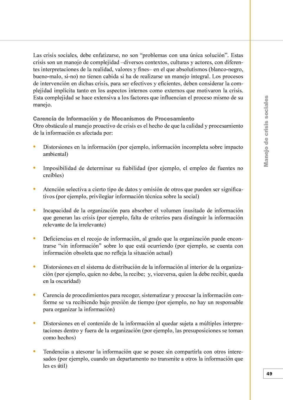 Guía para el Manejo de Crisis y la Comunicación de Crisis - CALAMEO ...