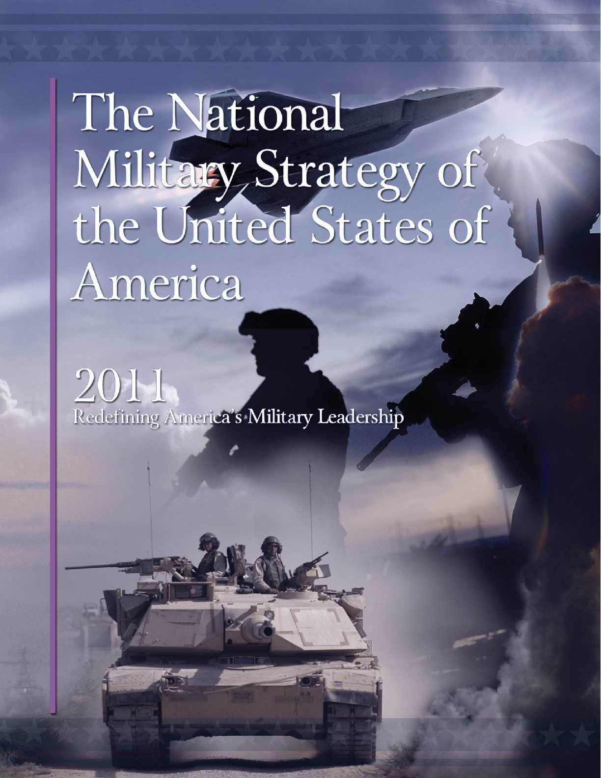 national military strategy Called upon to implement key elements of our national security strategy and its  supporting national military strategy while the marine corps is.