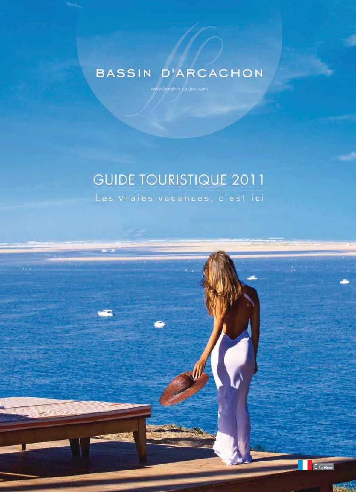 Calaméo guide touristique 2011