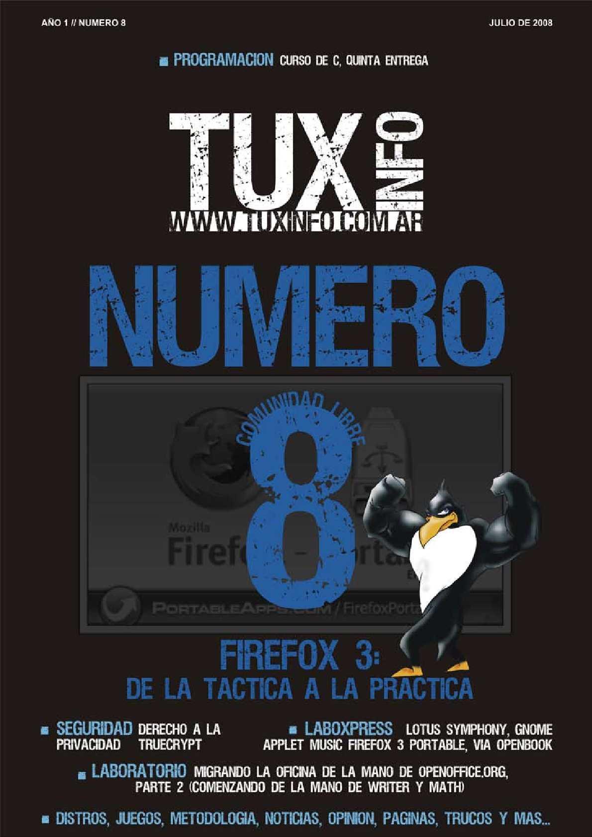 Calaméo - Revista TuxInfo Nº 08