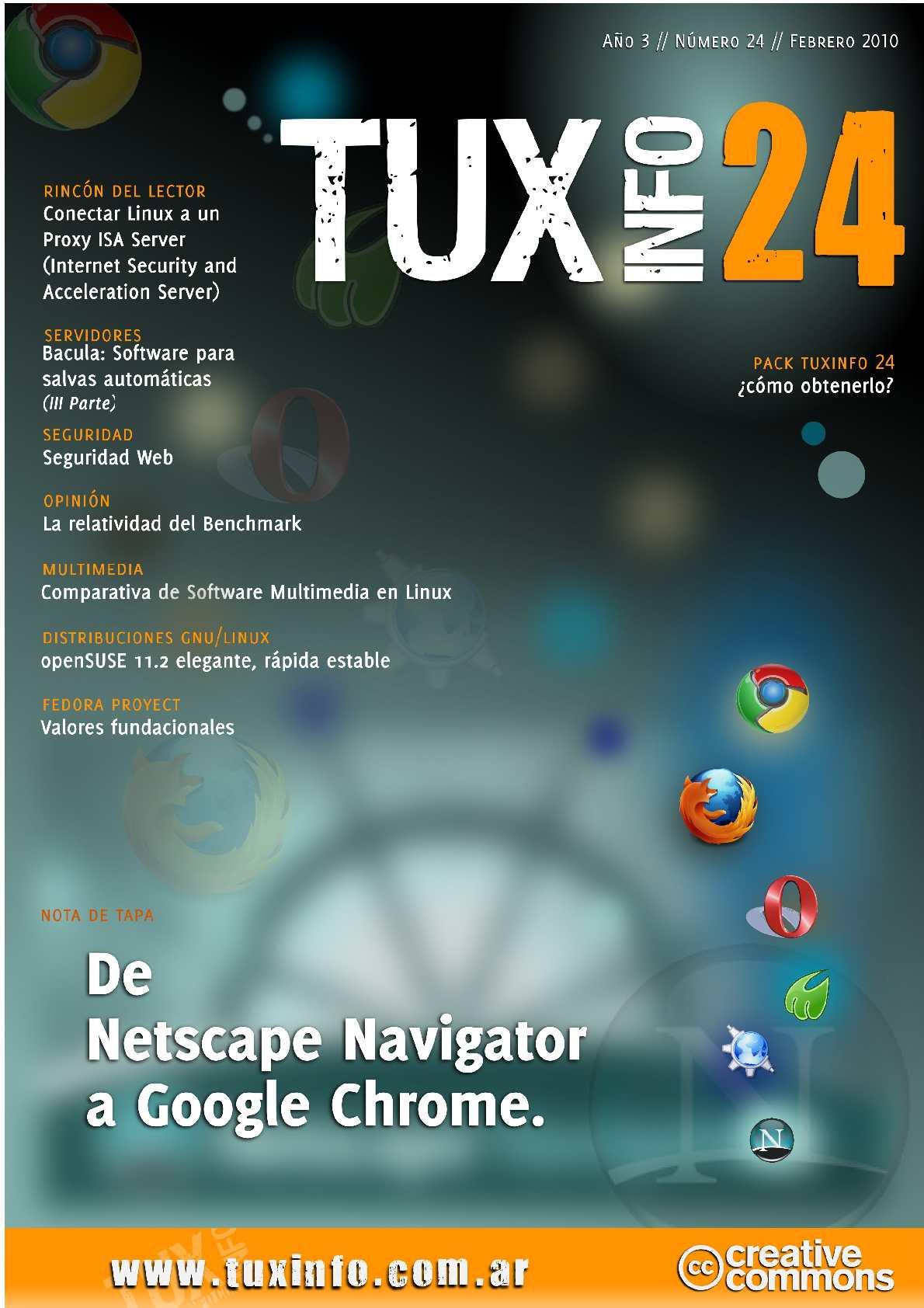 Calaméo - Revista TuxInfo Nº 24