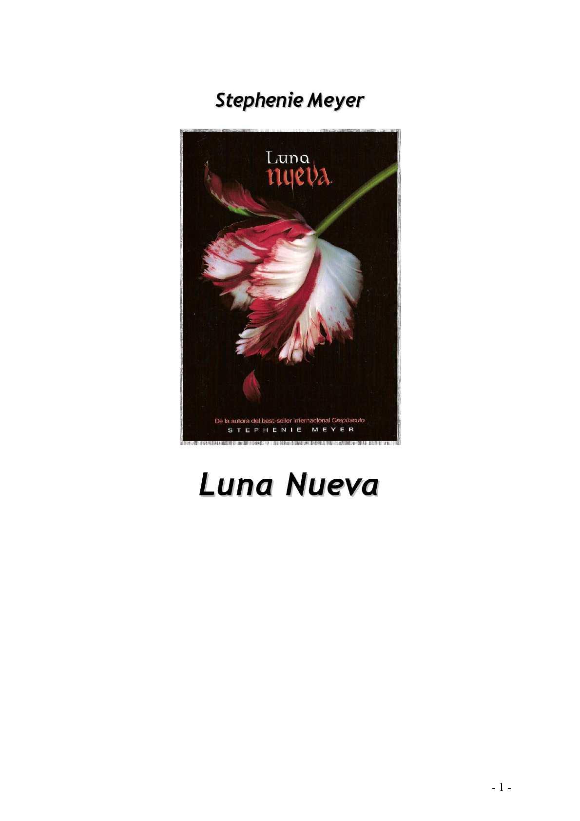 Calaméo - Luna nueva