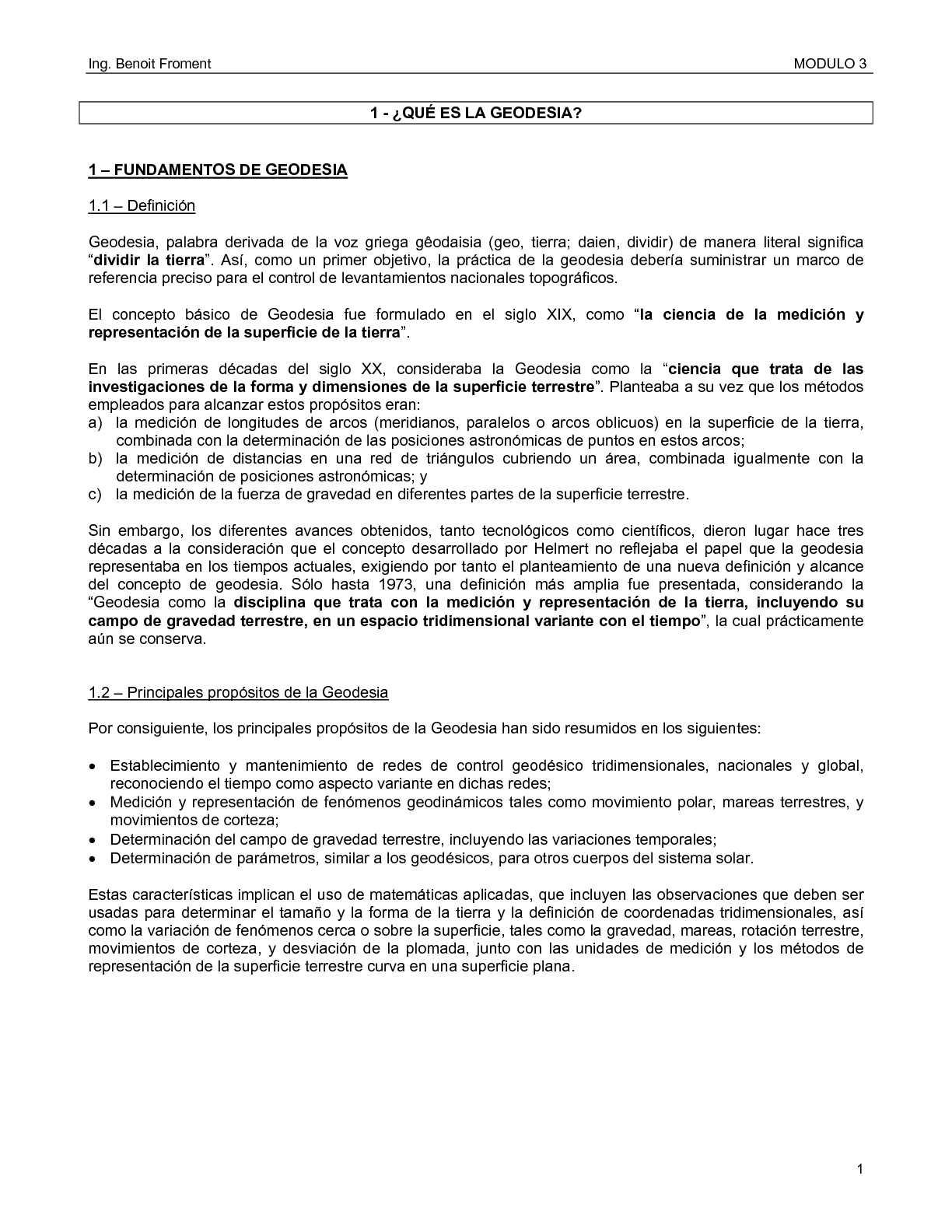 Calaméo - GEODESIA GENERALIDADES