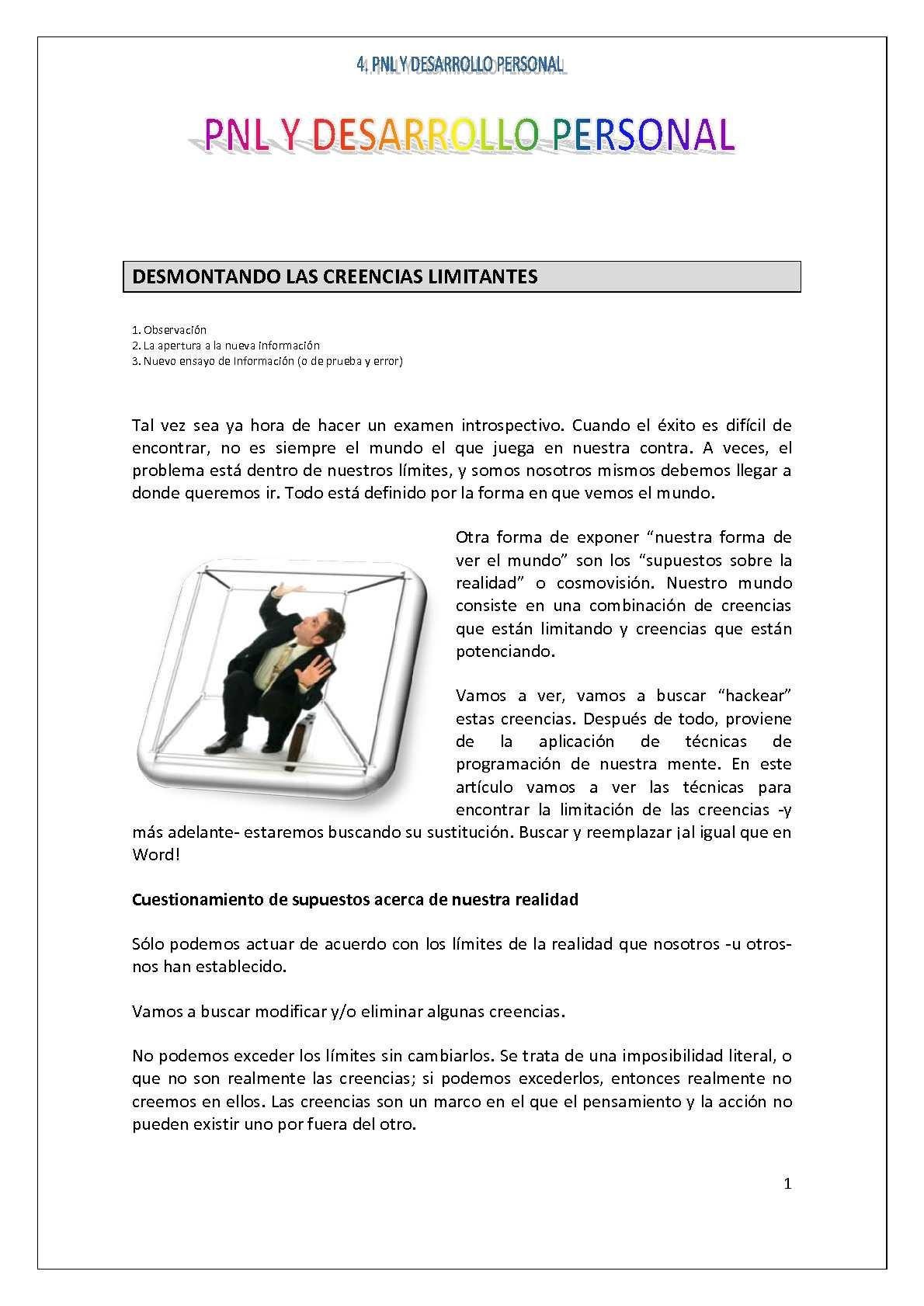 Calaméo - PNL Y DESARROLLO PERSONAL