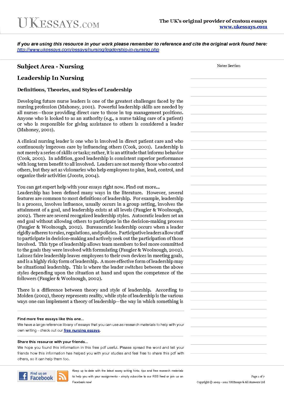 management in nursing essays This is gail ingram's real graduate nursing school essay for graduate nursing school essay | nyu personal case management and medical stewardship.