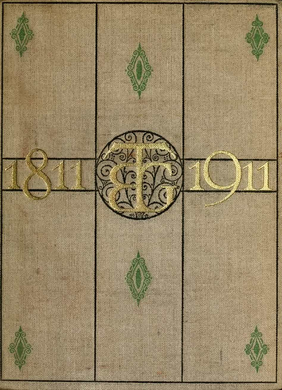 B. G. Teubner, 1811 – 1911: Geschichte der Firma