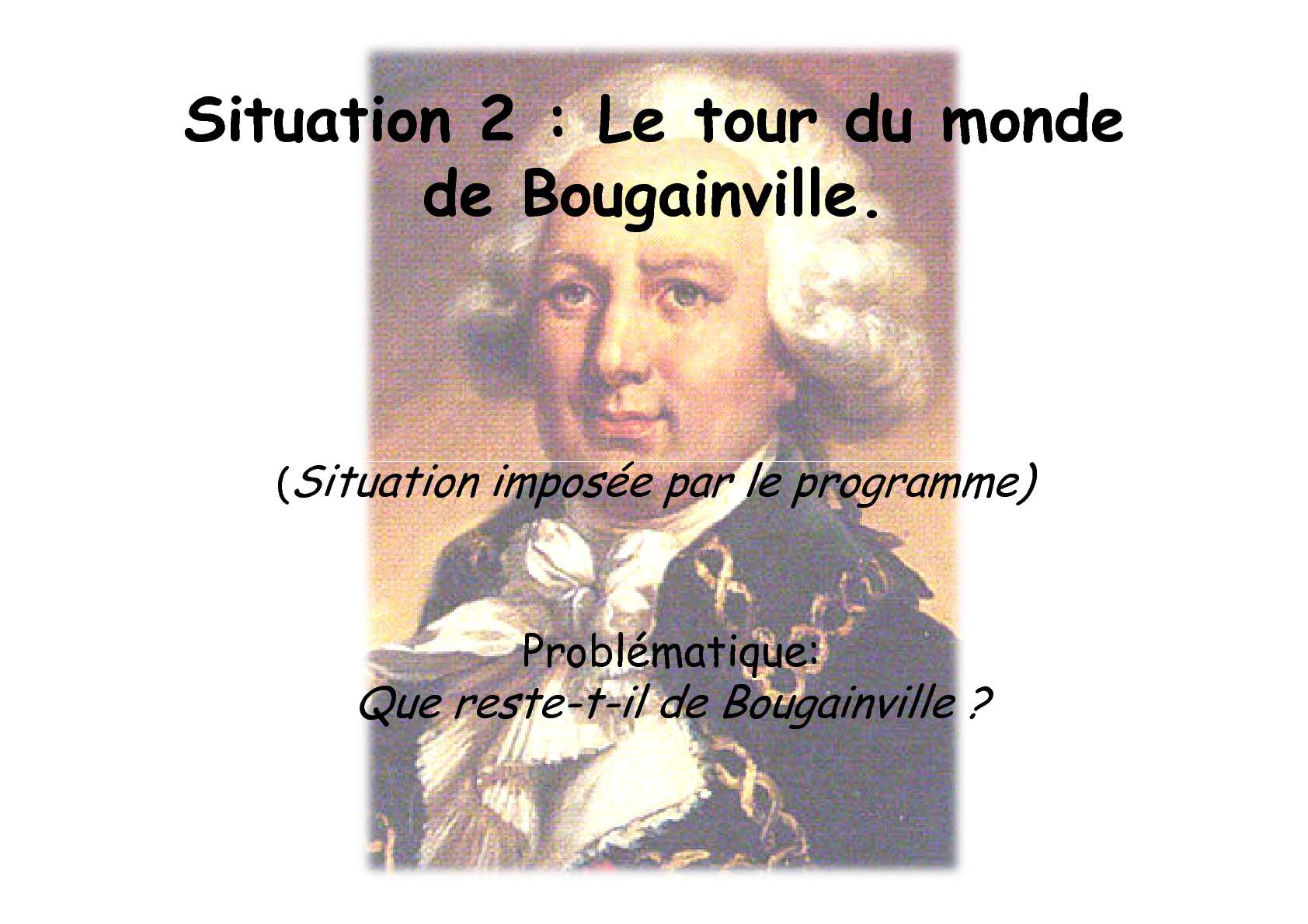 Denis Diderot Supplment Voyage Bougainville Dissertation