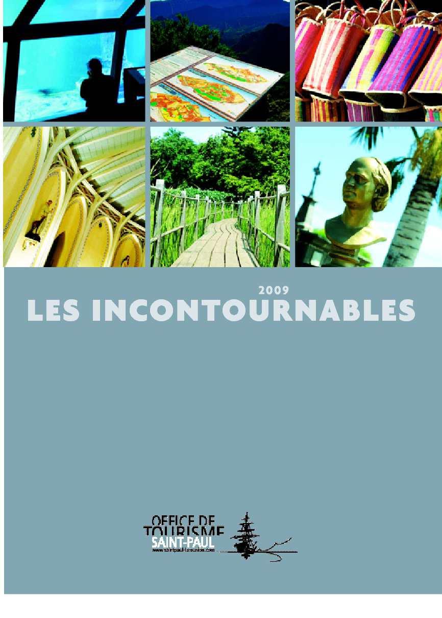 Les sites incontournables saintpaulois ile de la Réunion