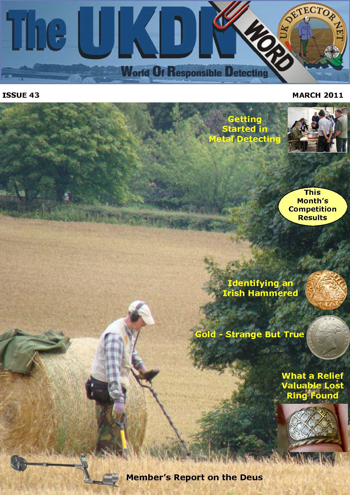 UKDN Word Issue 43 March 2011