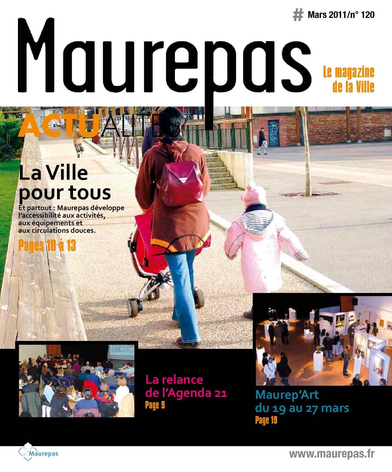 Calam o maurepas actualit s mars 2011 for Piscine maurepas