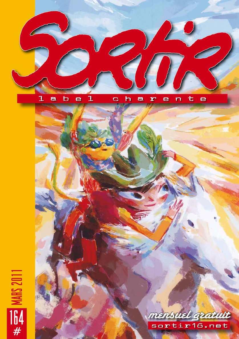 Sortir Label Charente N° 164 Mars 2011