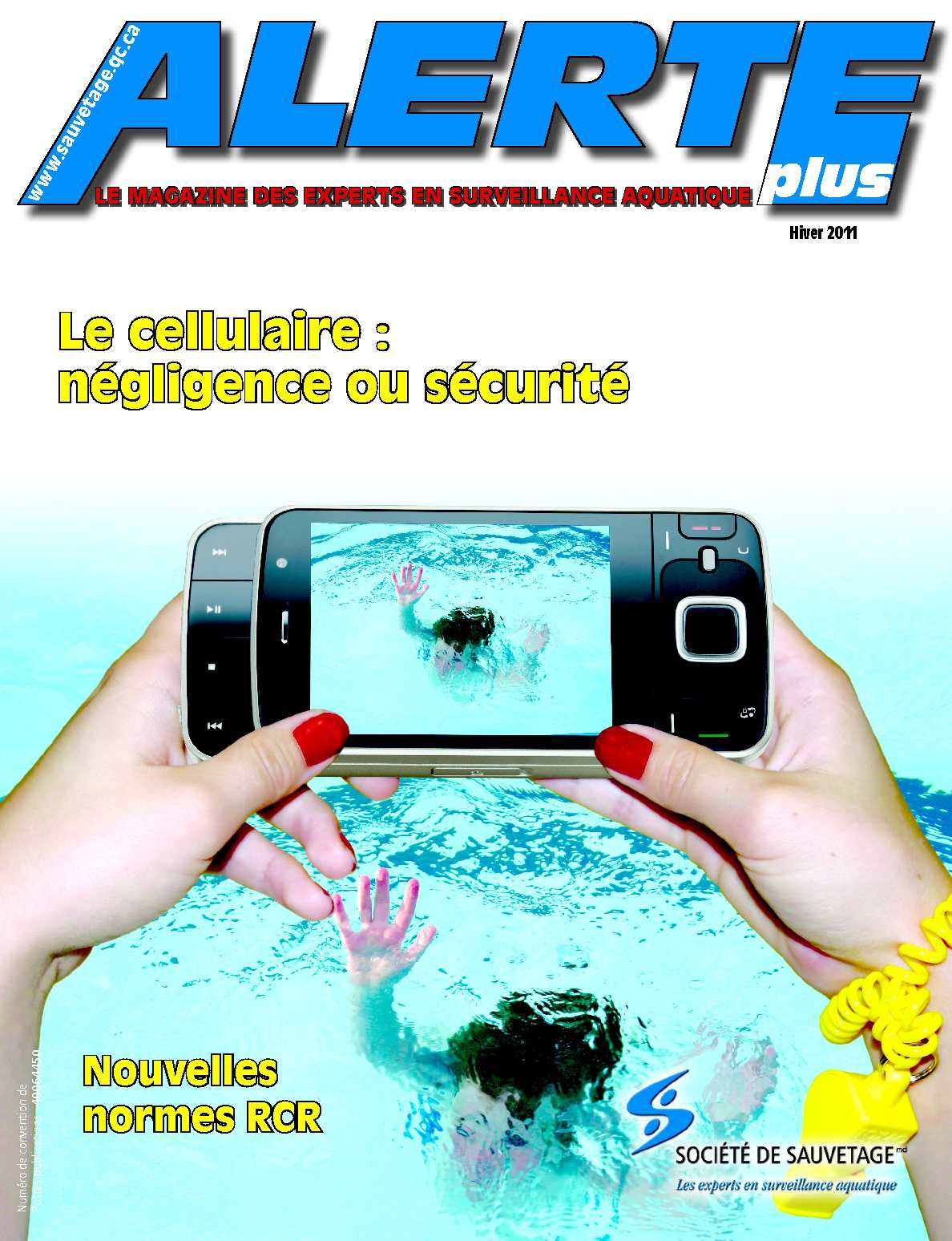 Magazine Alerte plus - Hiver 2011