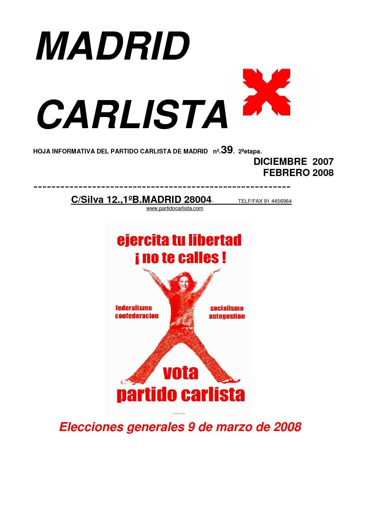 Calaméo - MADRID CARLISTA PCM 39