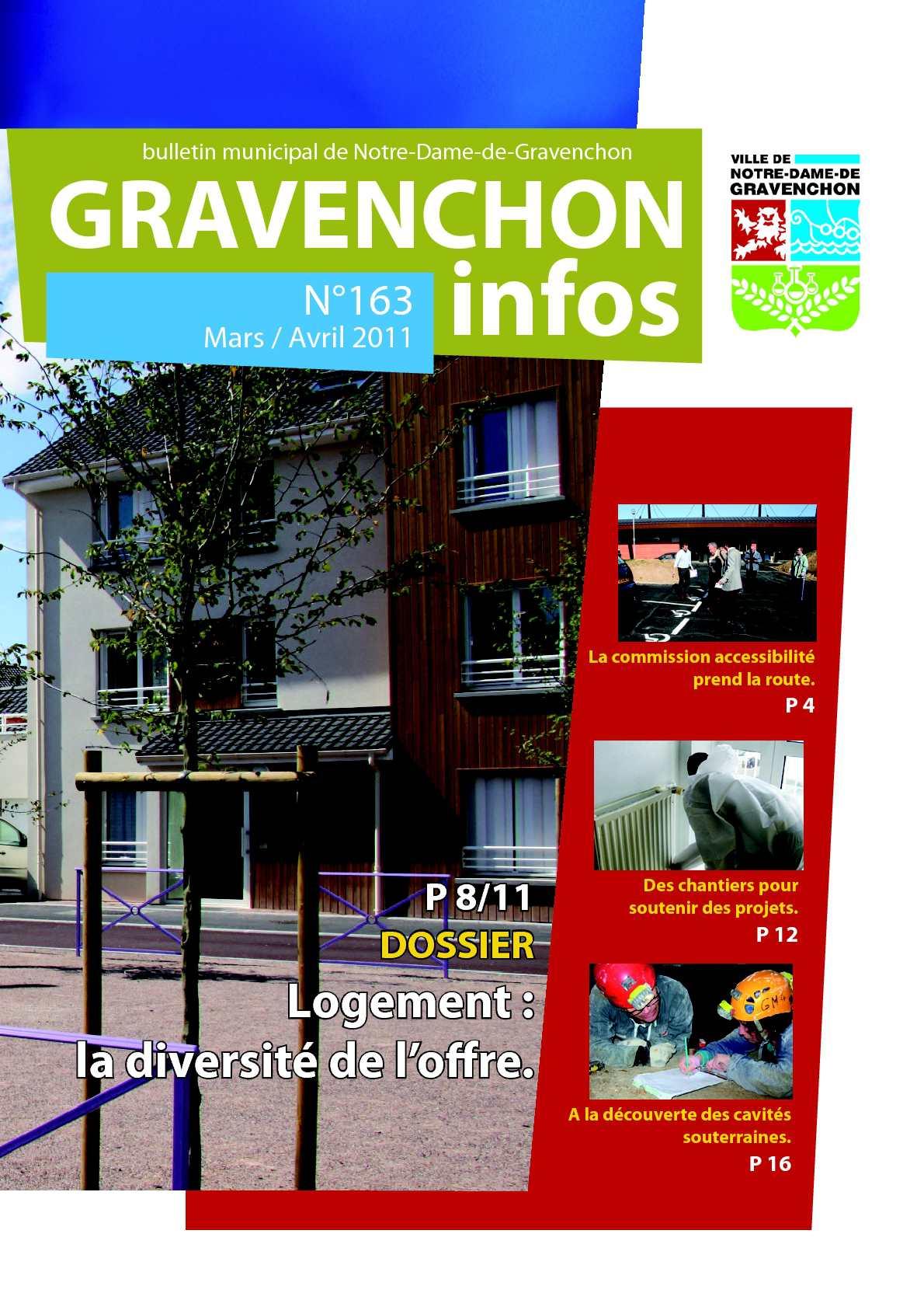 Calam o gravenchon infos 163 mars avril 2011 - Notre dame de gravenchon piscine ...