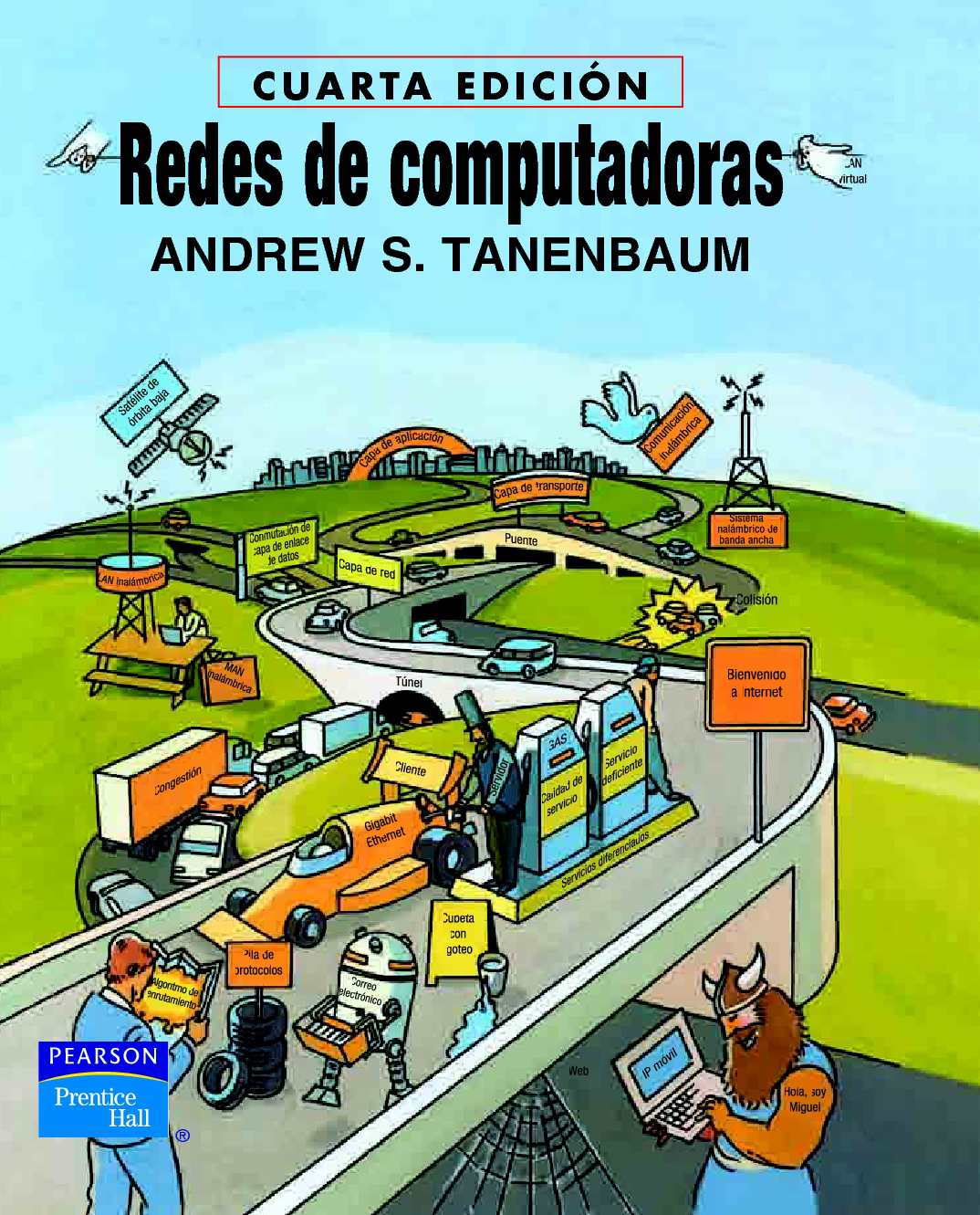 REDES DE COMPUTADORAS 4ta Edicion Tanenbaum
