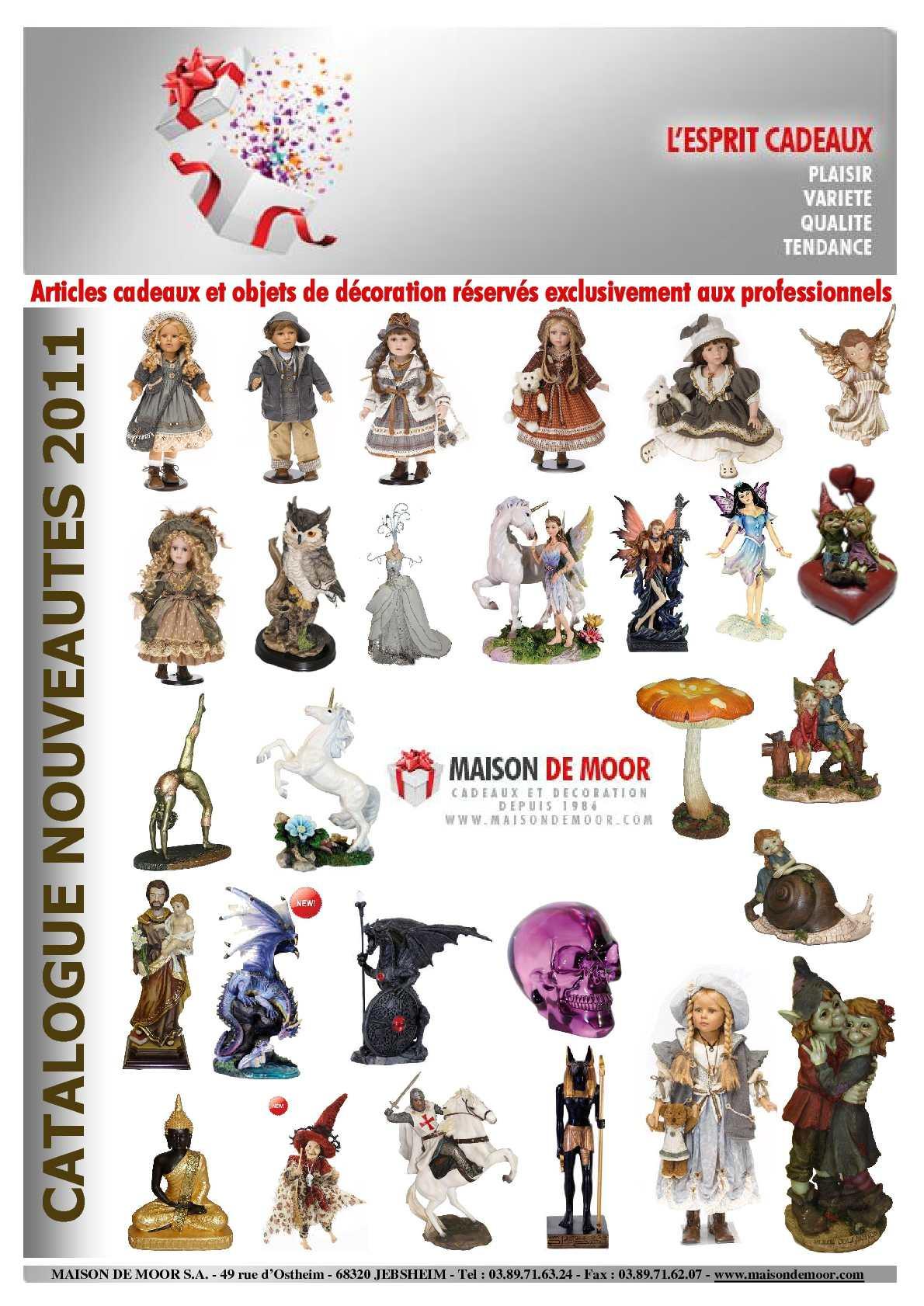 Calam o catalogue grossiste cadeaux d coration maison de moor s a - Catalogue deco maison ...