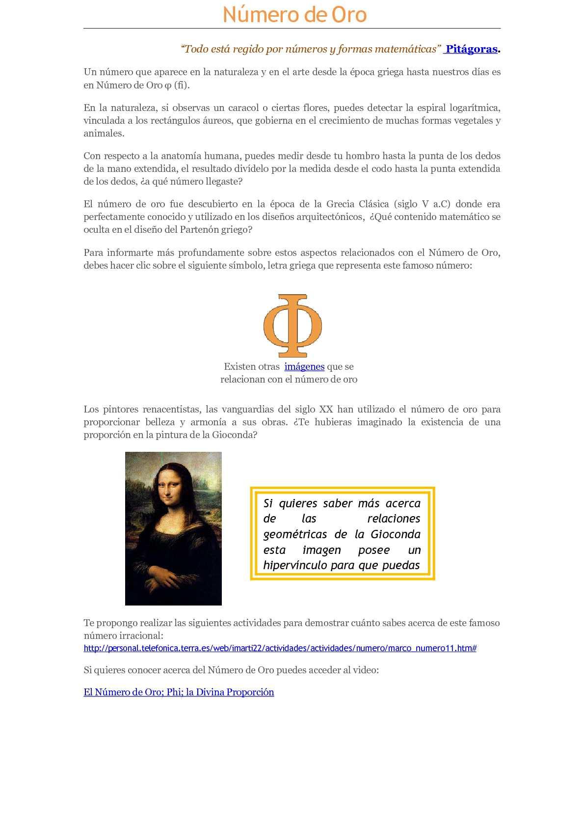 Calaméo - Escribir en el mundo digital. El número de oro
