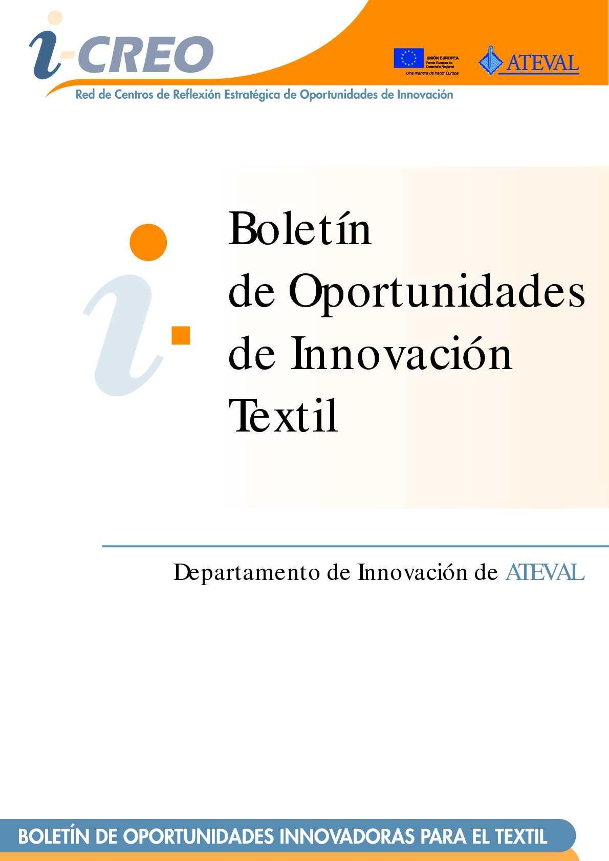 Calaméo - Boletin i-CREO Textil