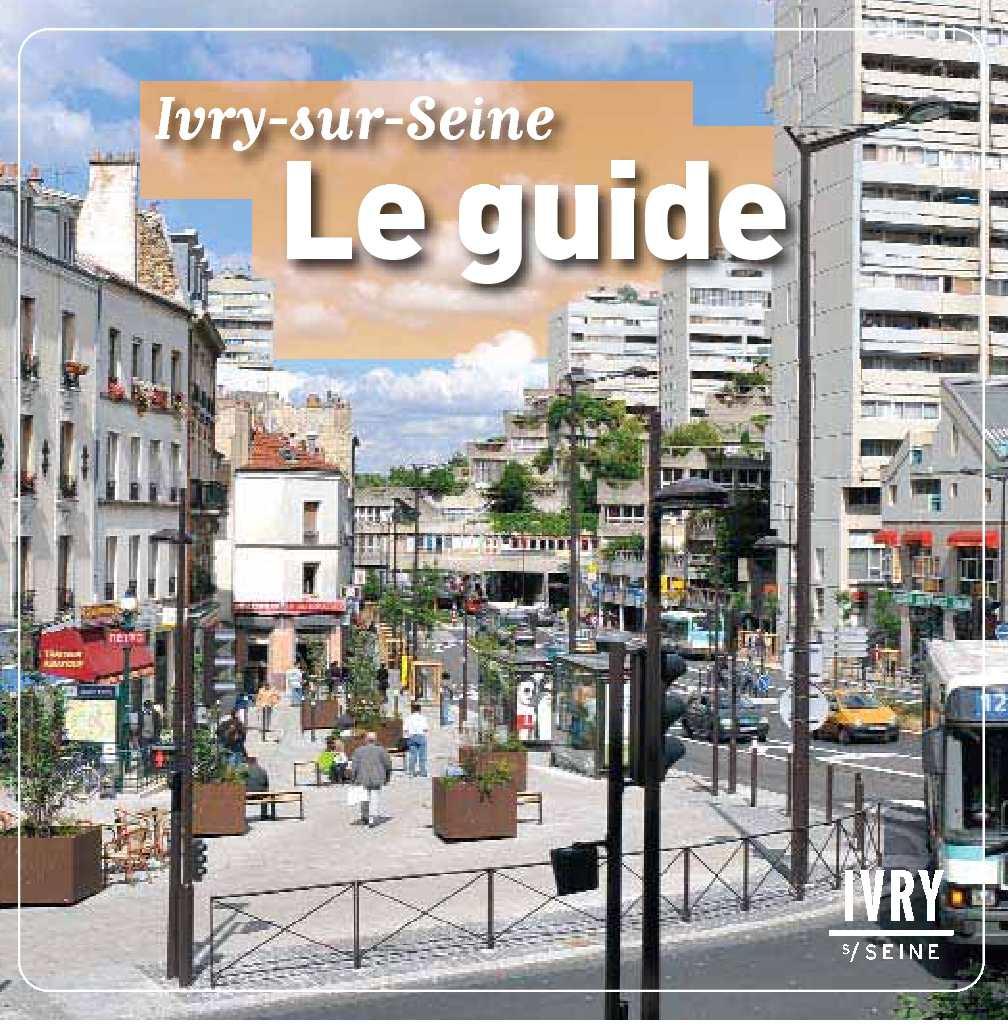 Calam o guide municipal d 39 ivry sur seine 2008 for Piscine d ivry sur seine