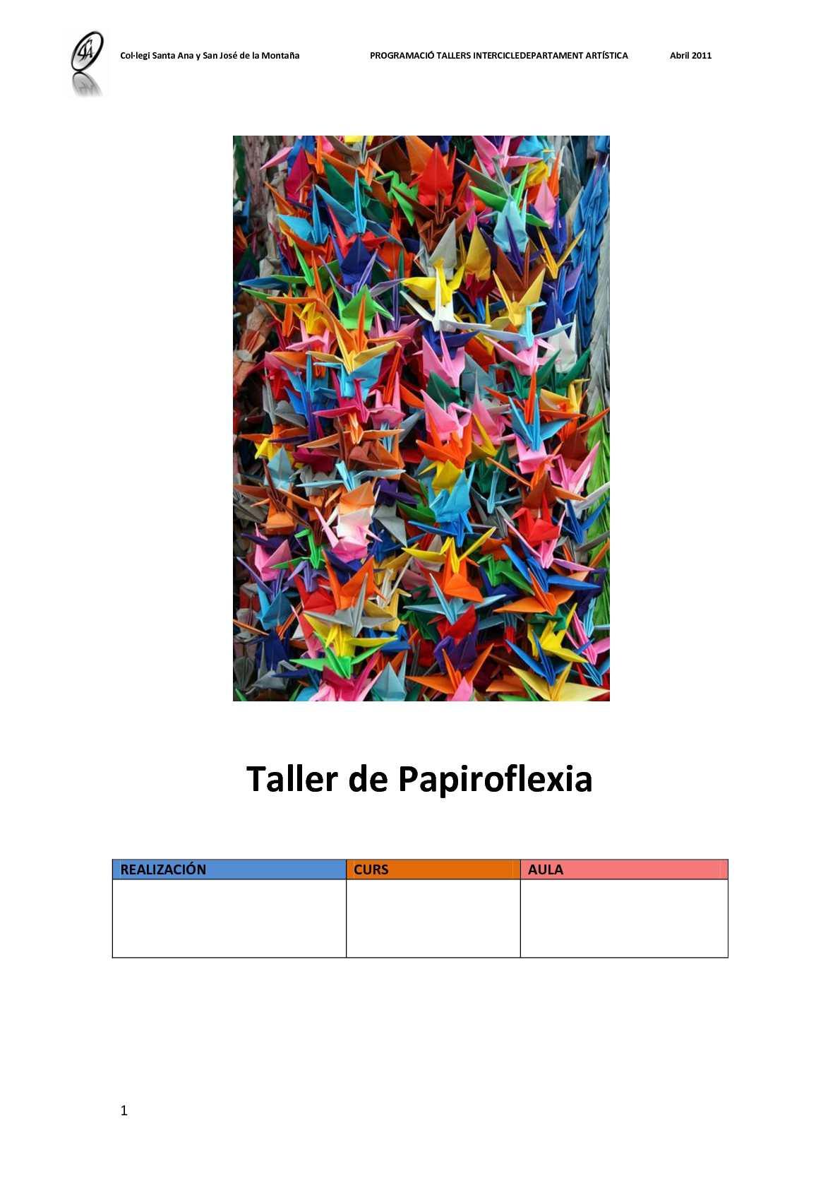 Calamo Papiroflexia Conoce A Los Maestros Del Origami