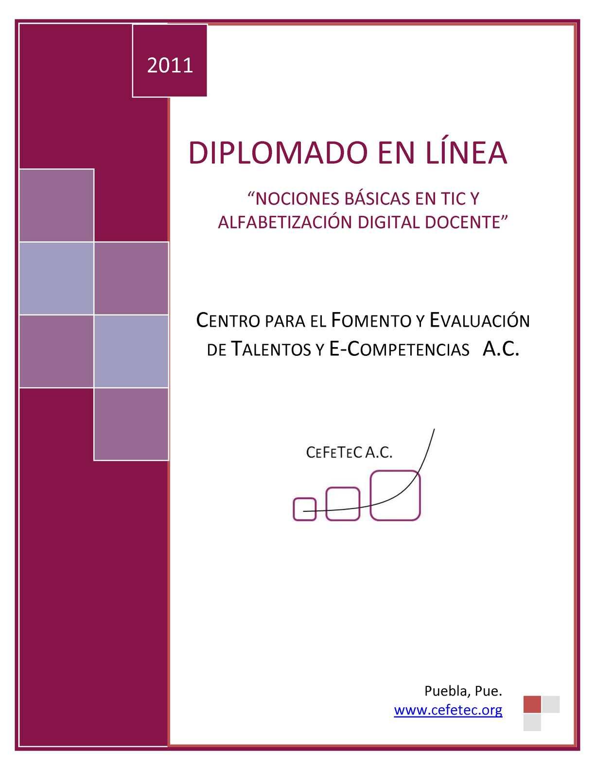 Diplomado Nociones Básicas en TIC