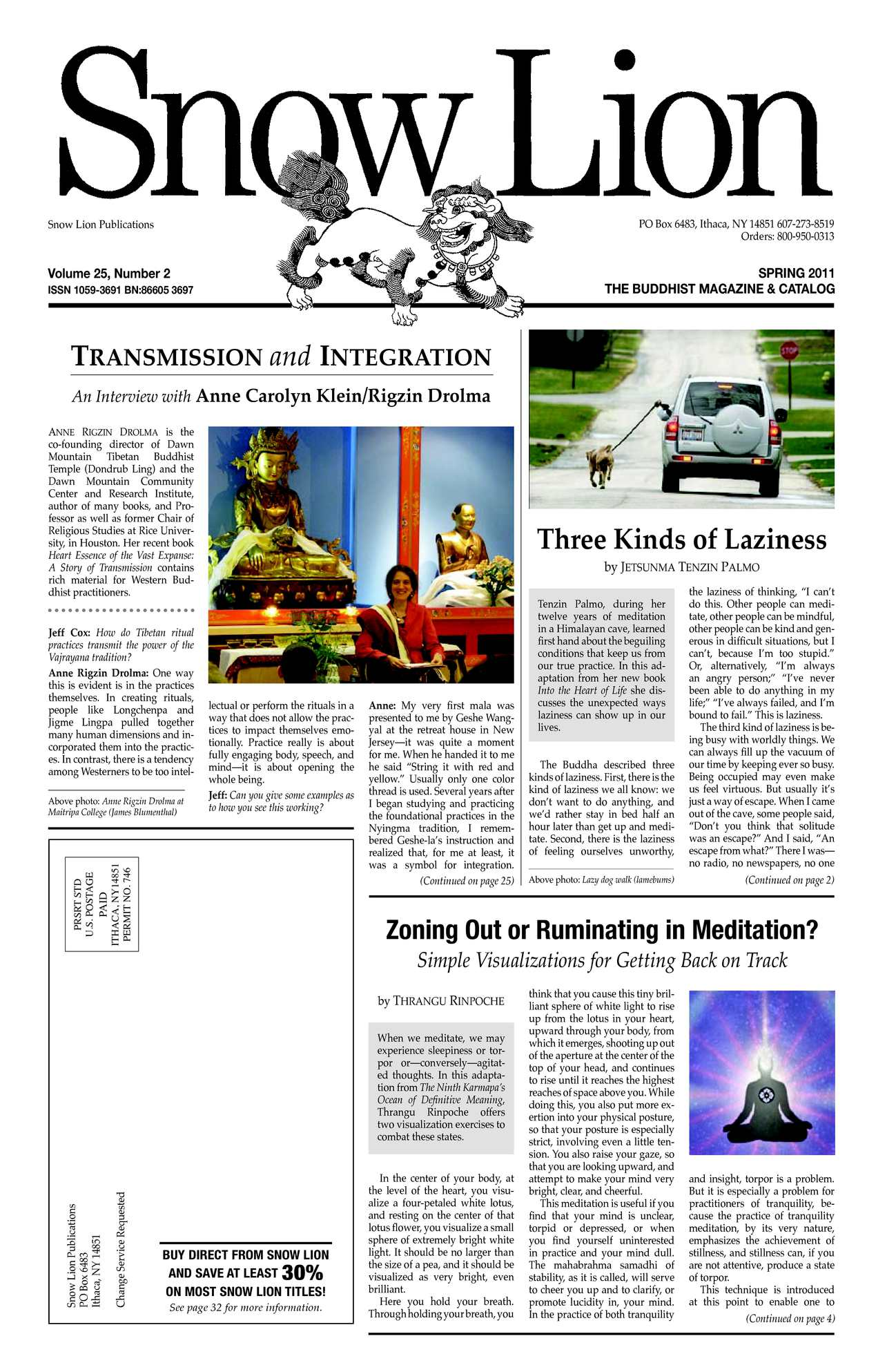 Calamo snow lion the buddhist magazine catalog spring 2011 n94 fandeluxe Gallery