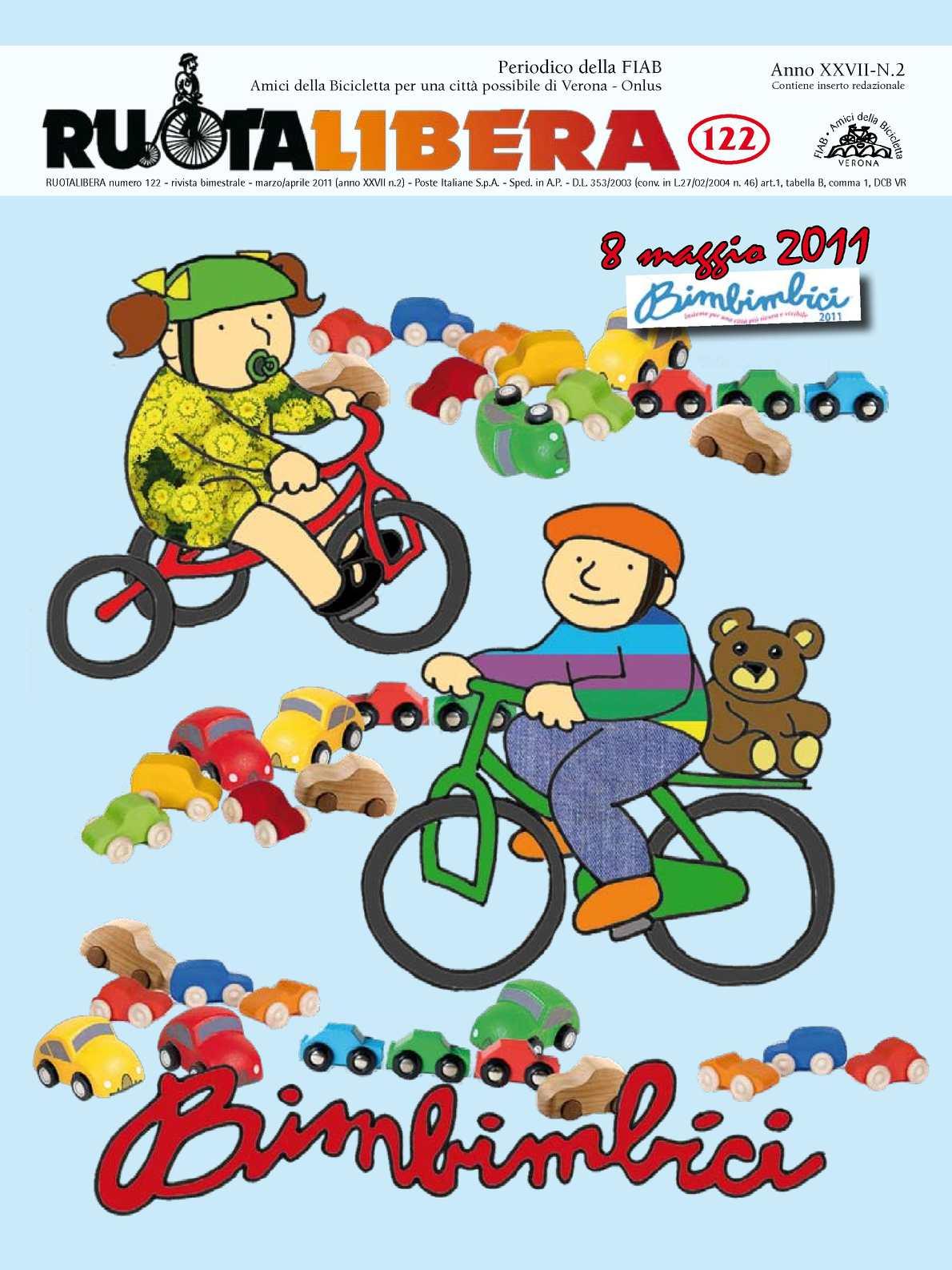 Ruotalibera 122 (marzo/aprile 2011) - FIAB AdB Verona