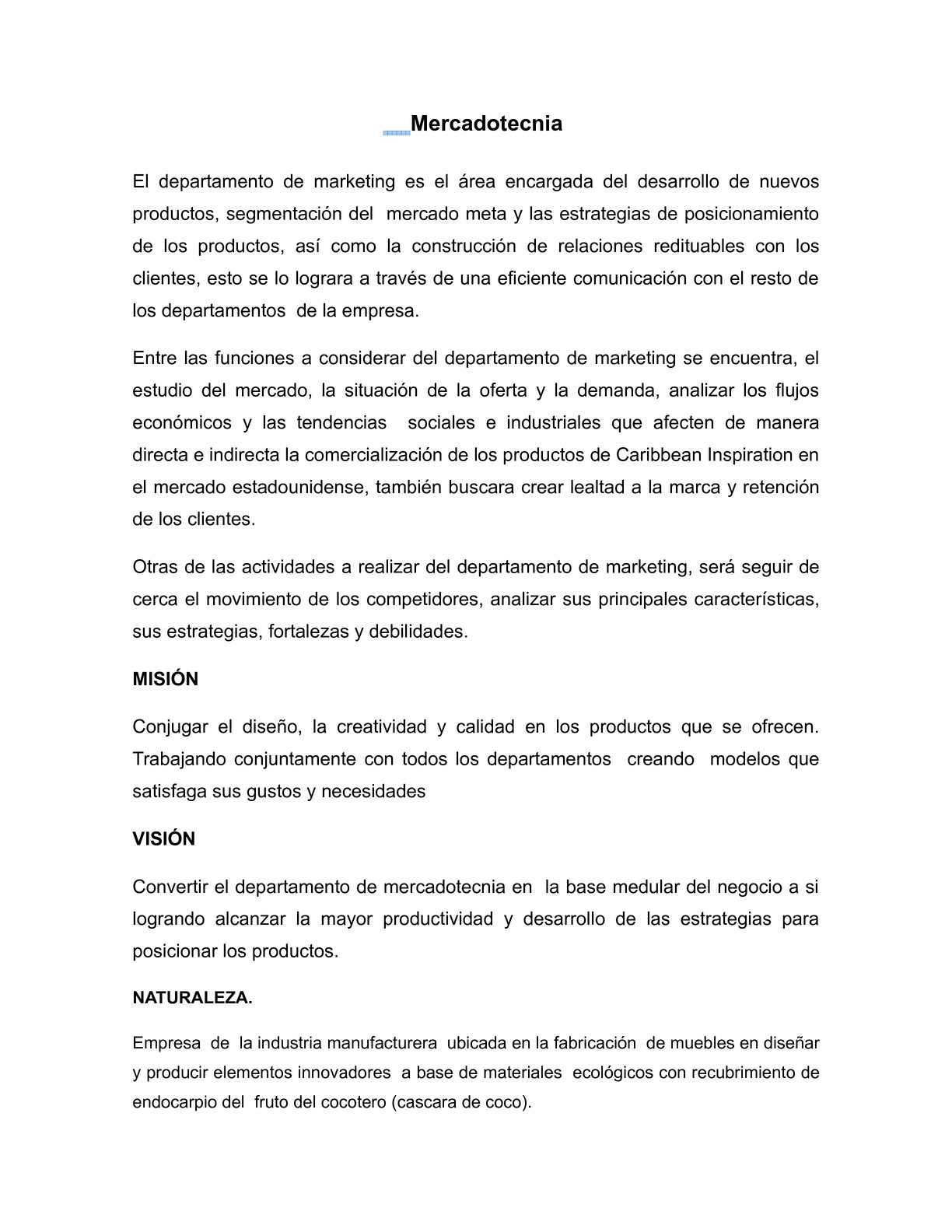 Calaméo - Departamento de Mercadotecnia