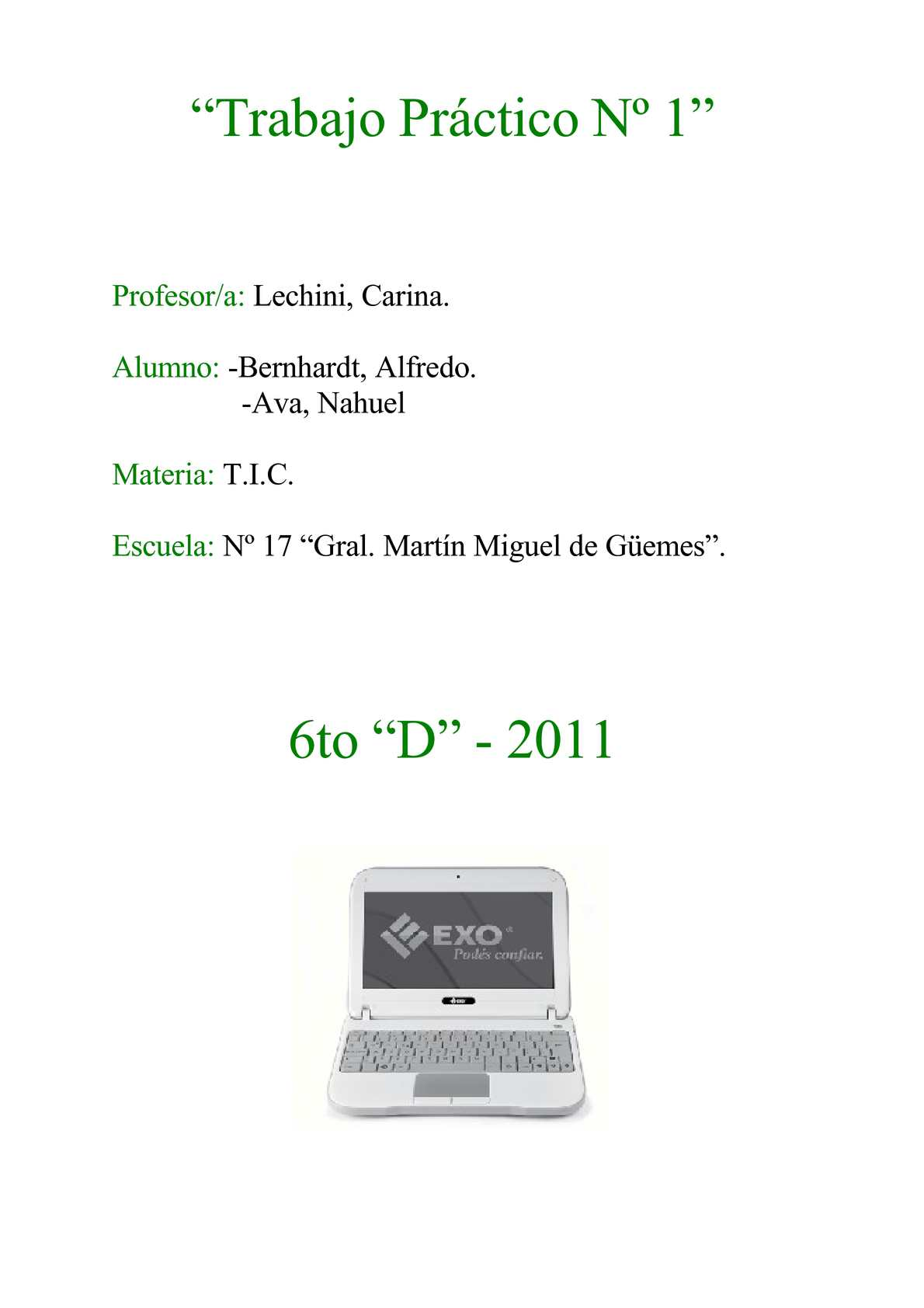 Calaméo - Manual de la Netbook EXO X355