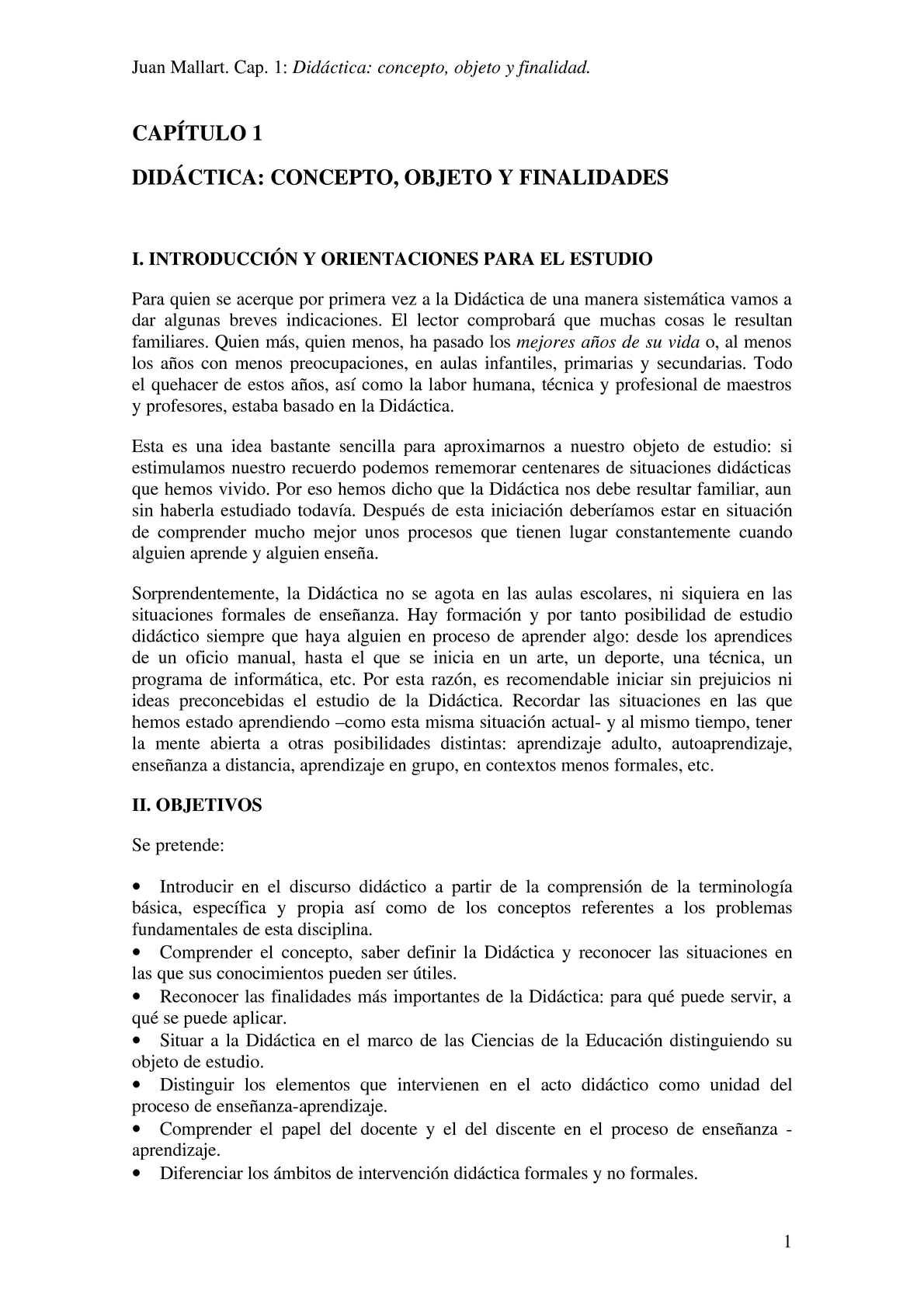 Calaméo - Marco Teorico de la Didactica