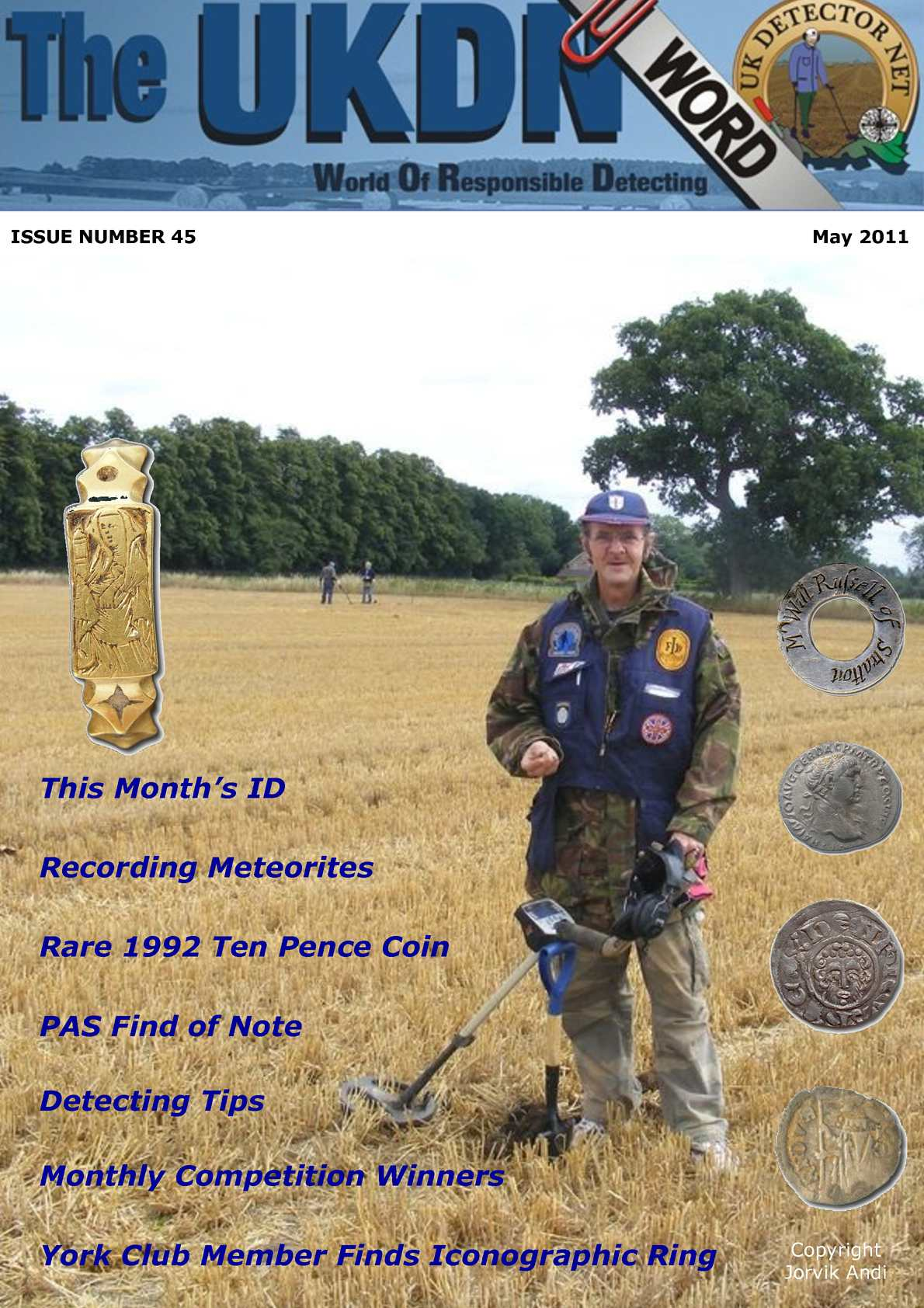 UKDN Magazine Issue 45 May 2011