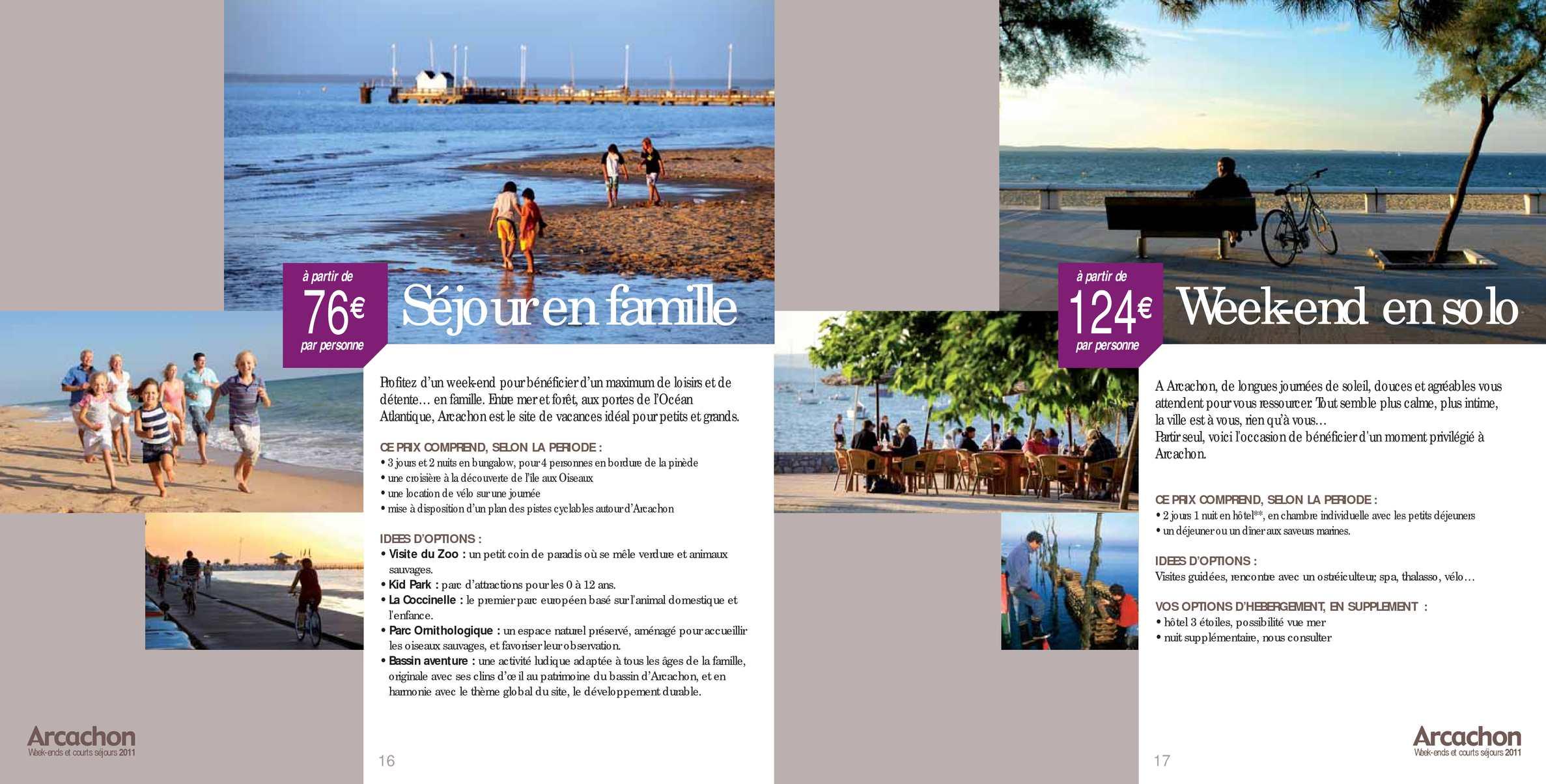 Weekends Office De Tourisme D Arcachon Calameo Downloader