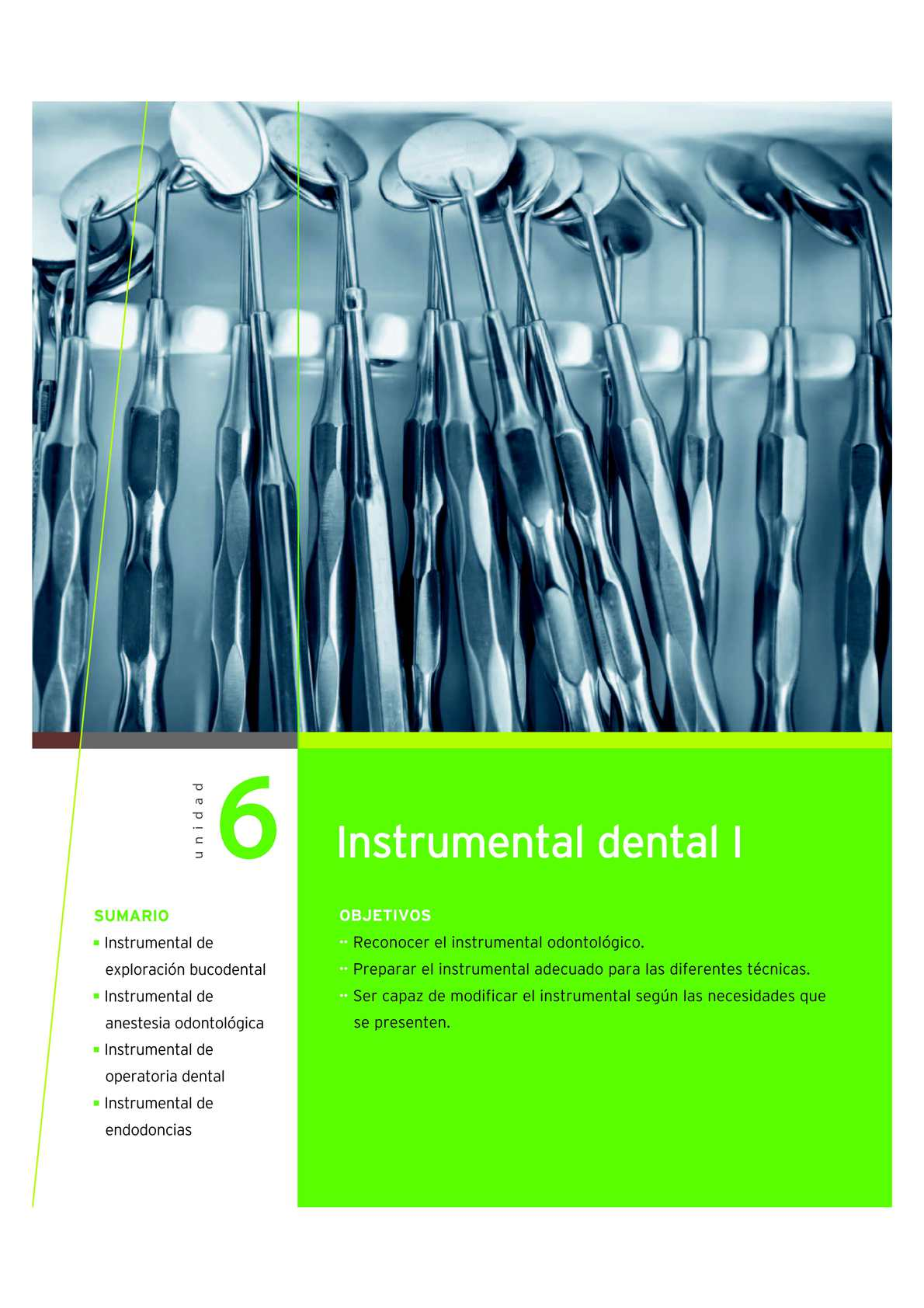 Calaméo - materiales e instrumentos para cirugia