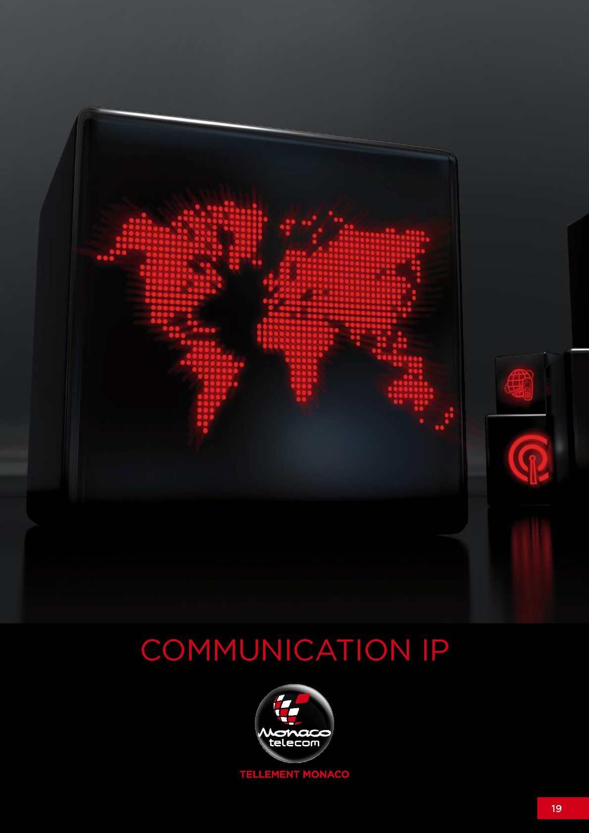 Catalogue Communication IP Mai 2011