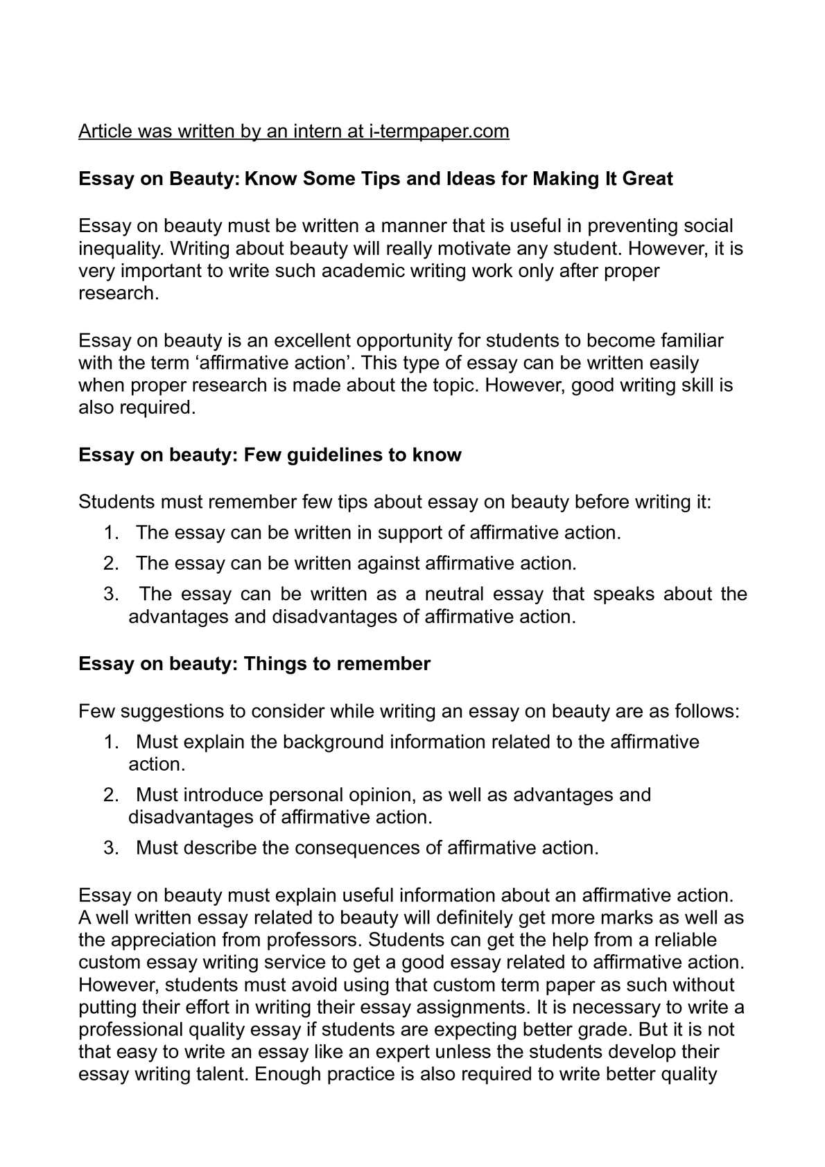 How To Write A Proposal For An Essay  Genetically Modified Food Essay Thesis also Healthy Eating Habits Essay Calamo  Essay On Beauty Know Some Tips And Ideas For Making It Great Research Paper Vs Essay