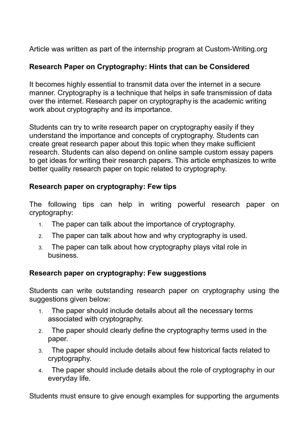 research paper define