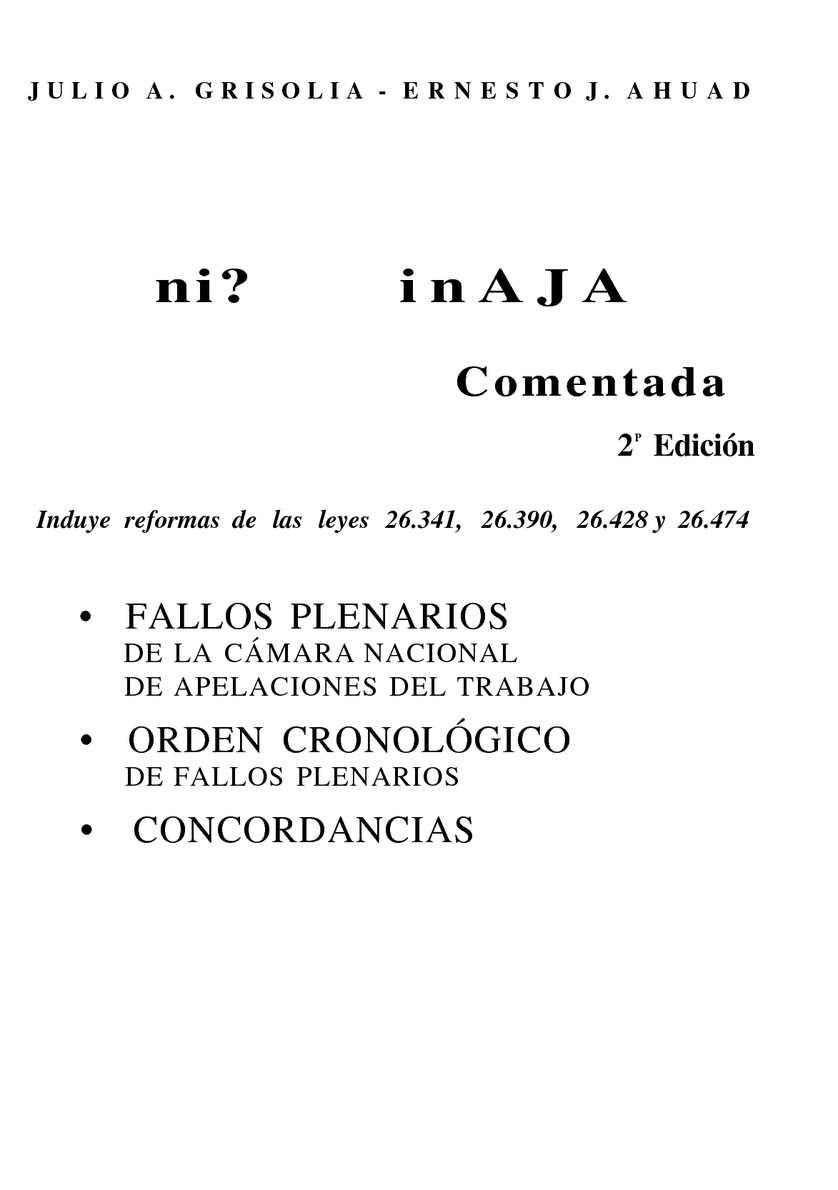 Calaméo - Ley de Contrato de Trabajo