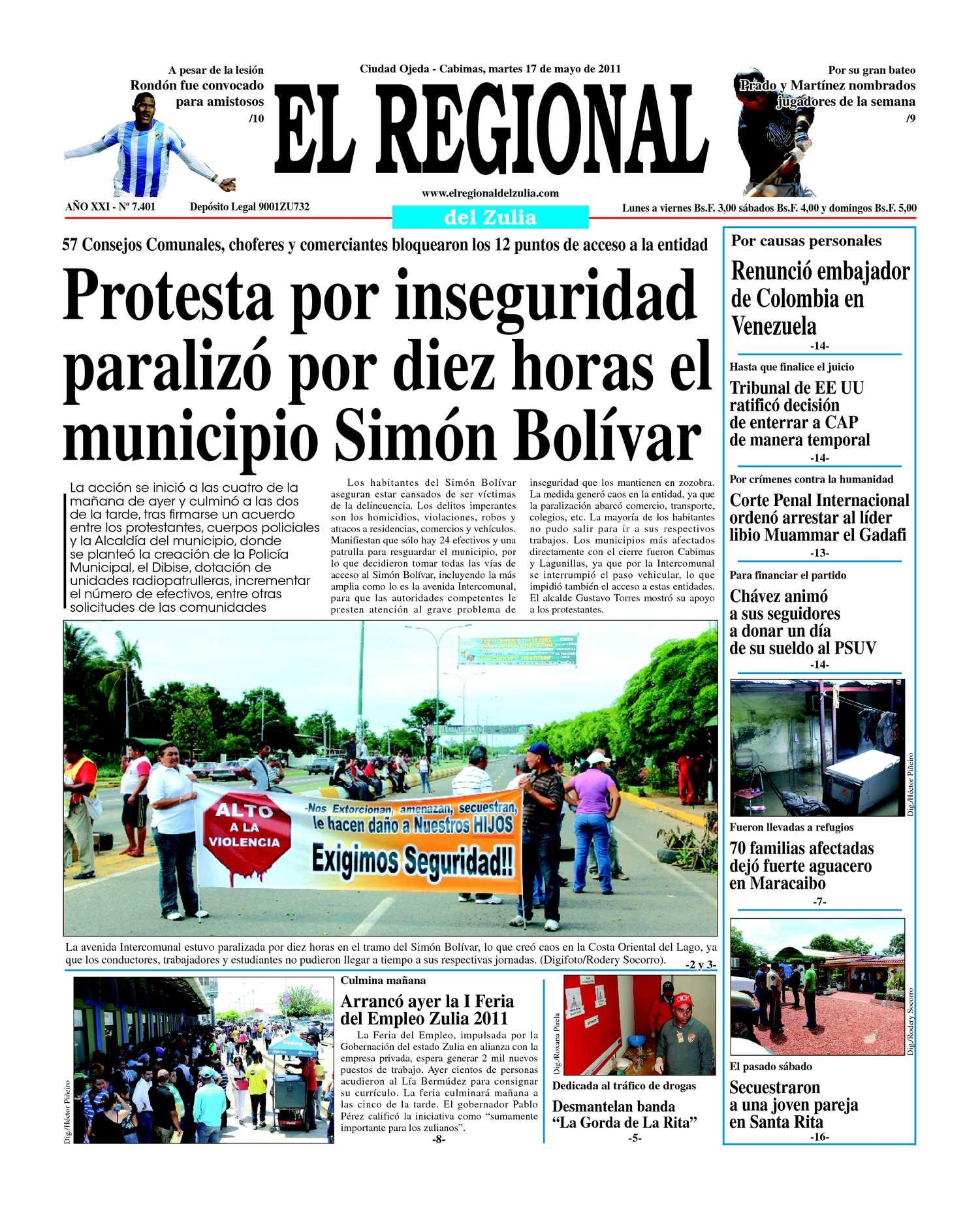 Calaméo - El regional del zulia 17-05-2011