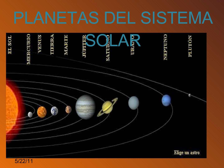 Calaméo - sistema planetario solar
