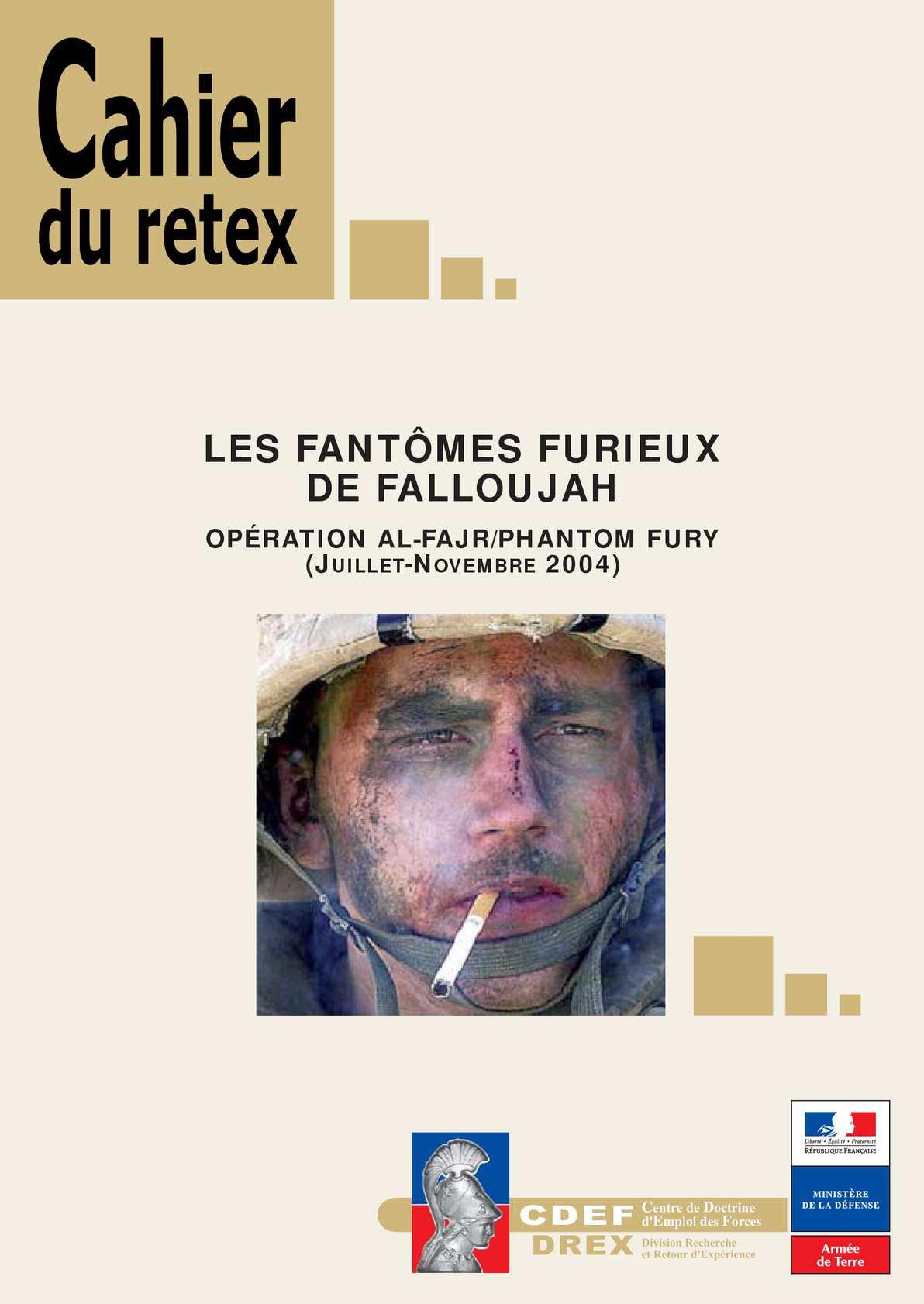 Les fantômes furieux de Falloujah (juillet-novembre 2004)