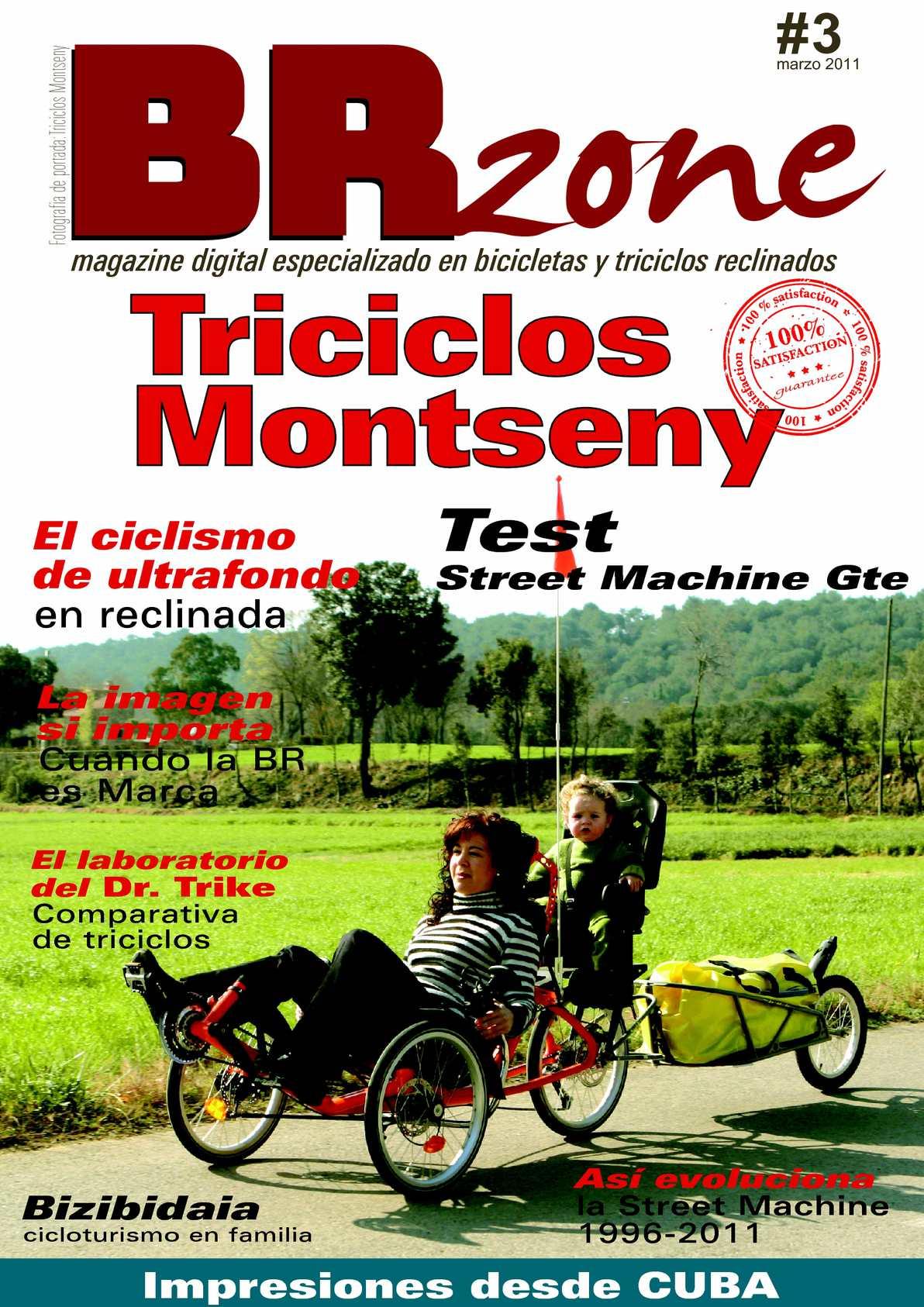 Calaméo - BRzone. Revista especializada en bicicletas y triciclos ...