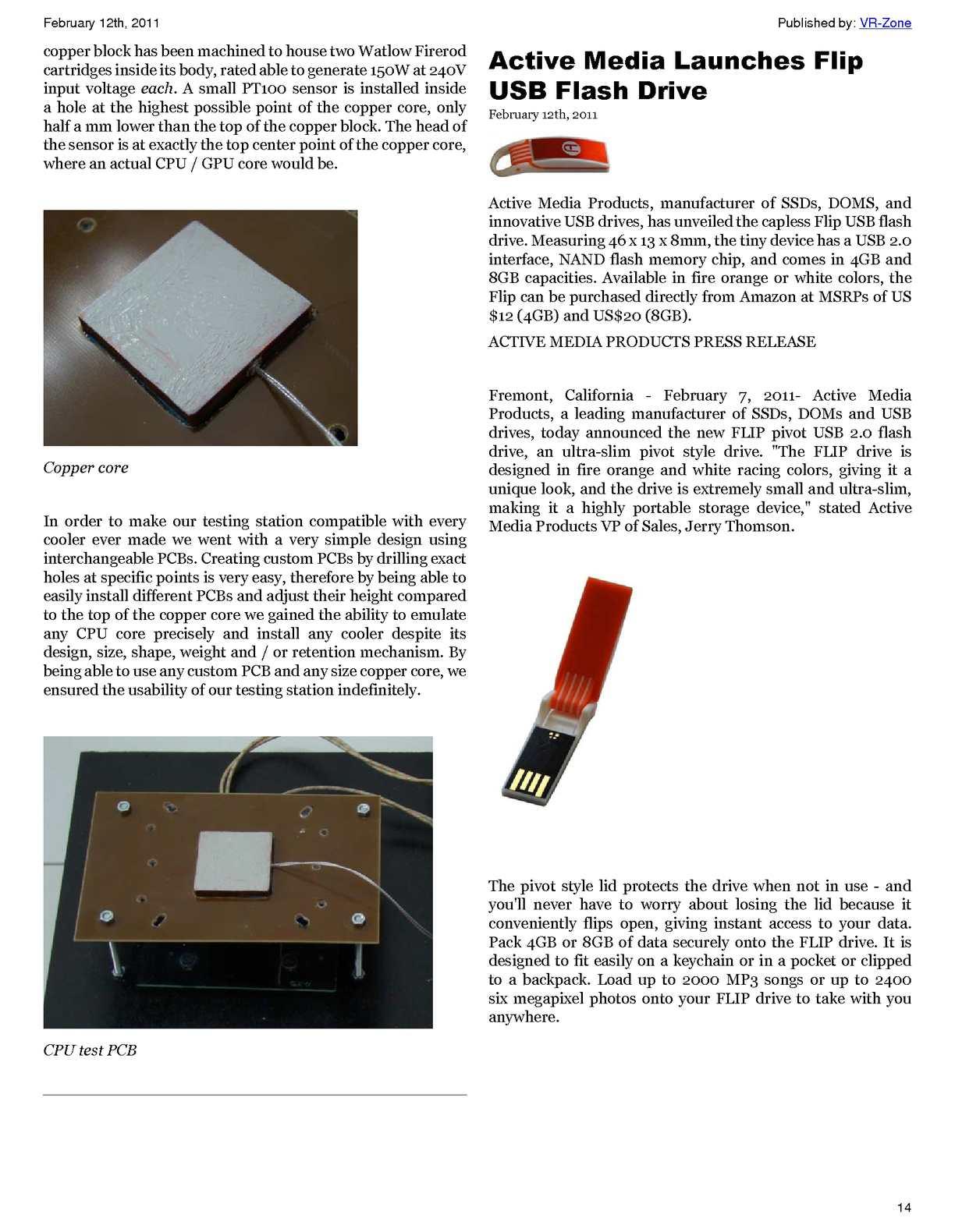 Calamo Vr Zone Technology News Stuff For The Geeks Feb 2011 Issue Samsung Ssd 750 Evo Sata3 500gb 25inch Free Mounting Bracket