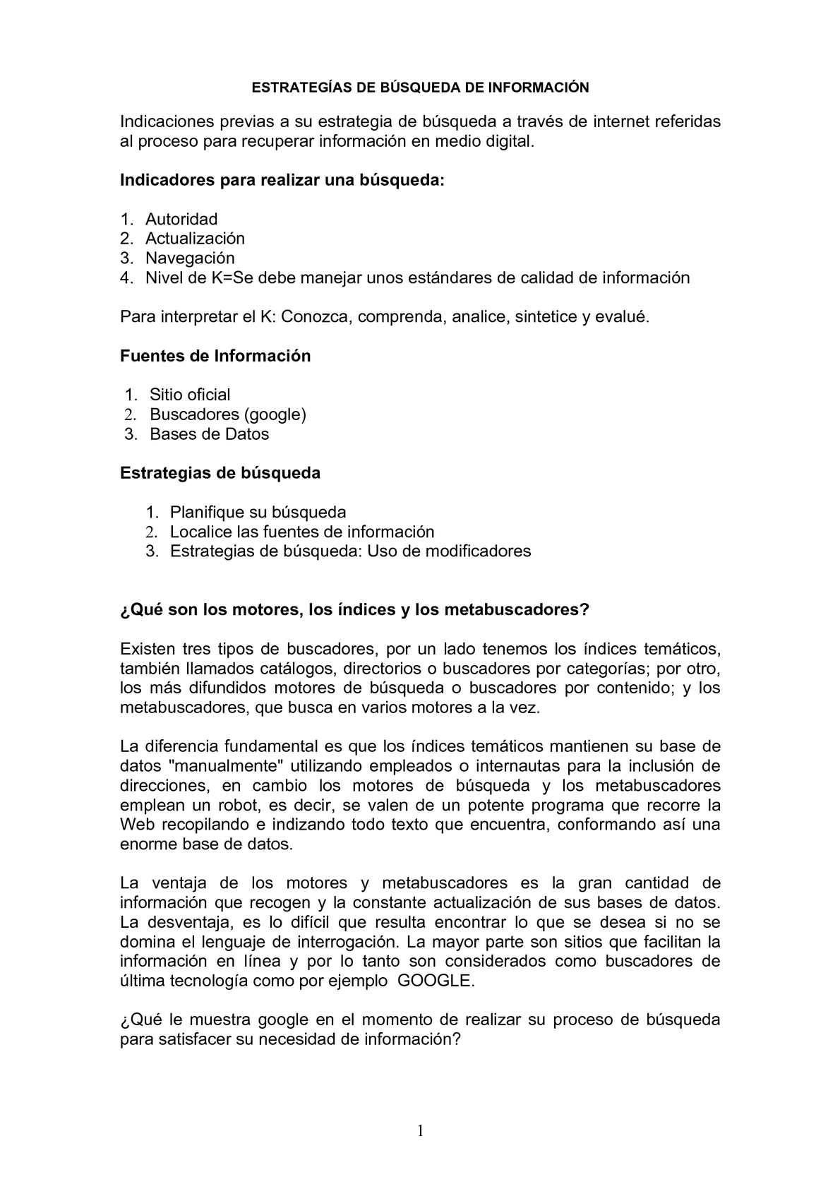 Calaméo - 4. METODOS DE BUSQUEDA DE INFORMACION EN INTERNET ...