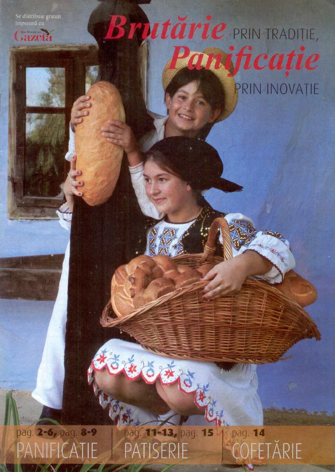 Andana Pan - brutarie, panificatie, patiserie, cofetarie